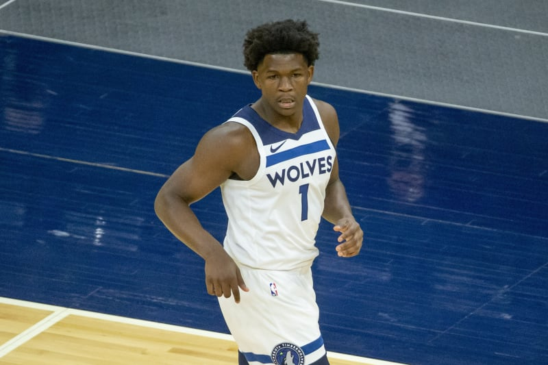 Anthony Edwards: T-Wolves Debut 'Not That Hard' Compared to College | Bleacher Report | Latest News, Videos and Highlights