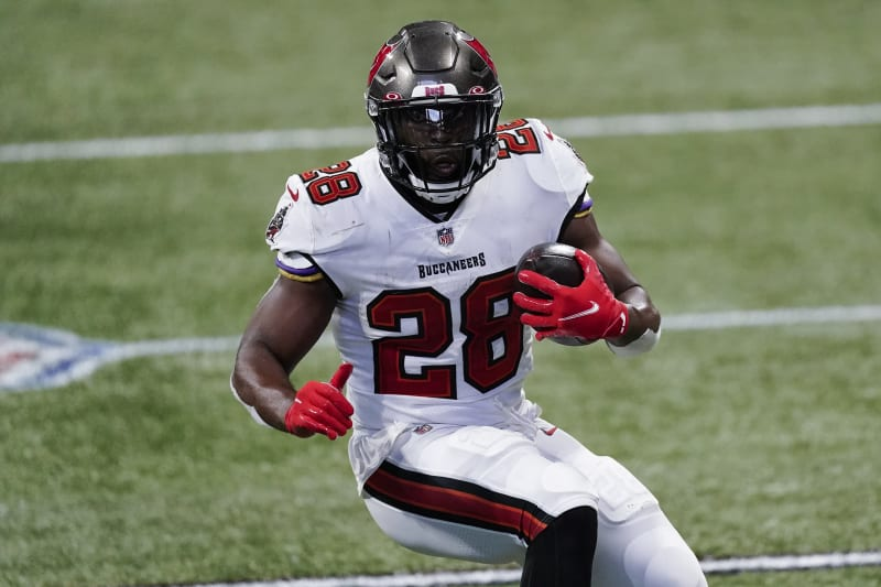 Leonard Fournette, LeSean McCoy Fantasy Outlook vs. Lions with Ronald Jones  Out | Bleacher Report | Latest News, Videos and Highlights
