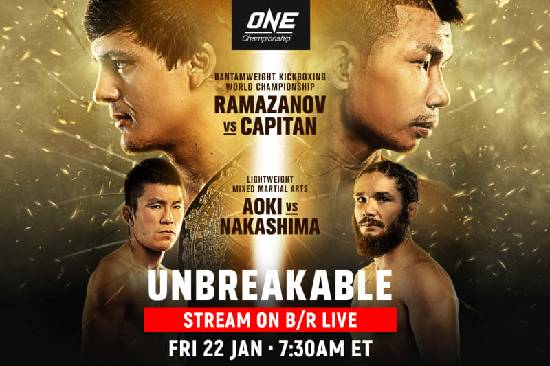 Watch One championship Unbreakable 1/27/2021