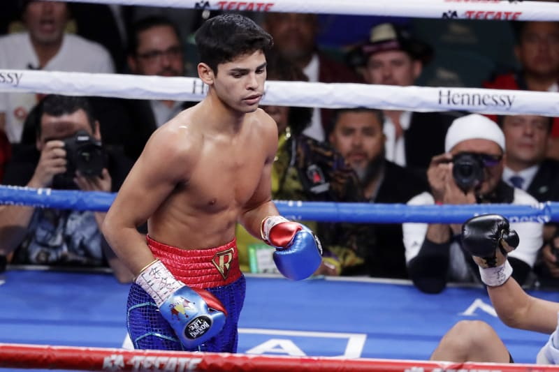 Ryan Garcia Says He Will Fight Manny Pacquiao in IG Post: 'Dream Turned Reality'