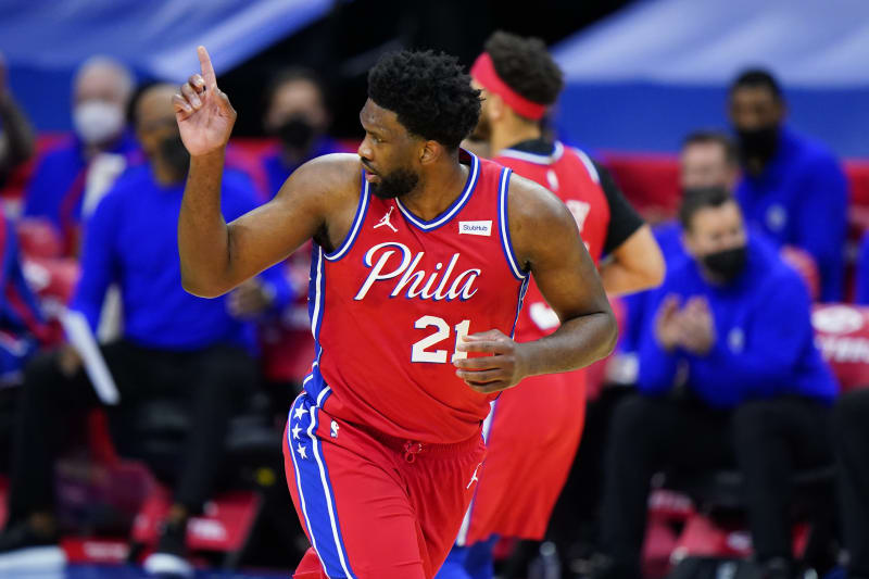 Report: 76ers' Joel Embiid Expected to Return from Knee Injury vs.  Timberwolves | Bleacher Report | Latest News, Videos and Highlights