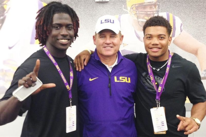 Lsu Football Recruiting Latest Updates On 2015 Commits Visits And Targets Bleacher Report Latest News Videos And Highlights Measuring 50mm, or approximately 1 7/8, in diameter. bleacher report