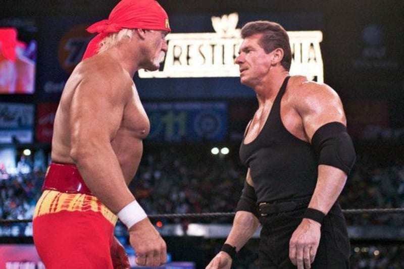 Vince McMahon's 5 Biggest Career-Defining Matches with WWE | Bleacher Report | Latest News, Videos and Highlights
