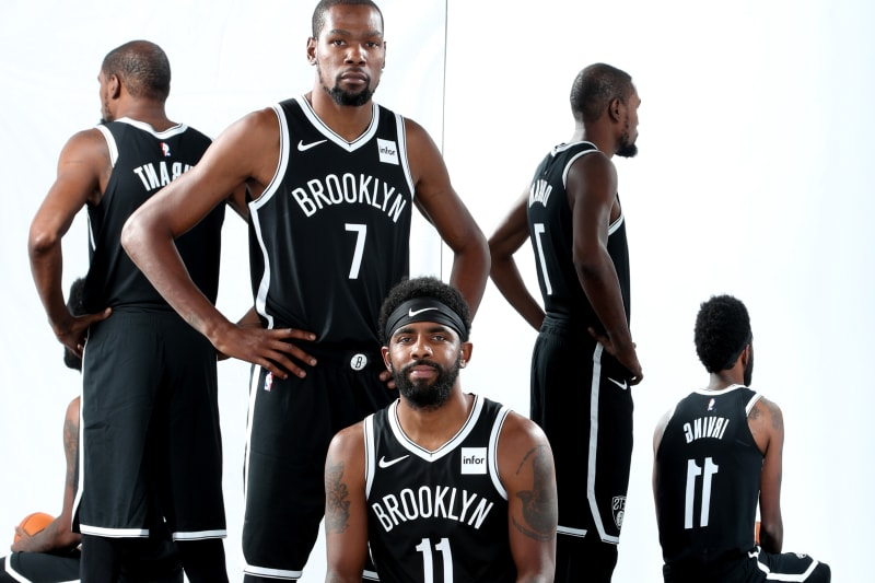 Trade Packages To Land Kyrie Kd And The Nets Their Big 3 Bleacher Report Latest News Videos And Highlights
