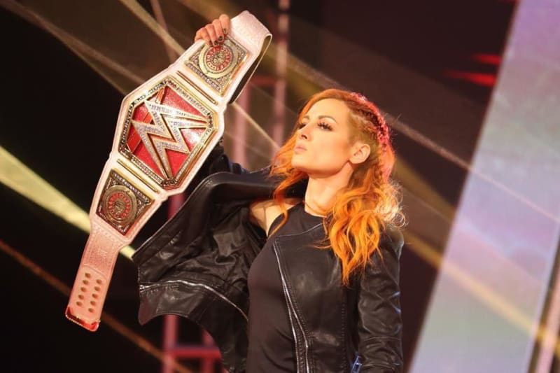 Highlights and Low Points of Becky Lynch's 399-Day WWE Raw Women's Title  Reign   Bleacher Report   Latest News, Videos and Highlights