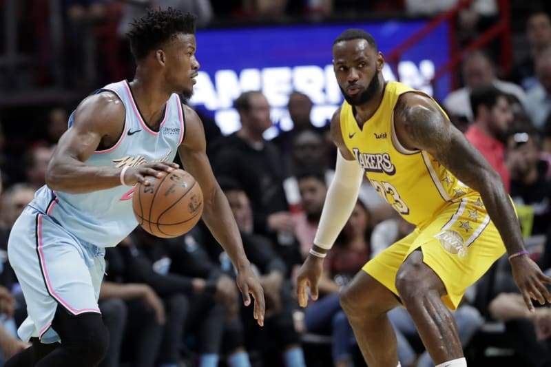 Lakers Vs Heat 2020 Nba Finals Preview Who Has The Edge At Each Position Bleacher Report Latest News Videos And Highlights