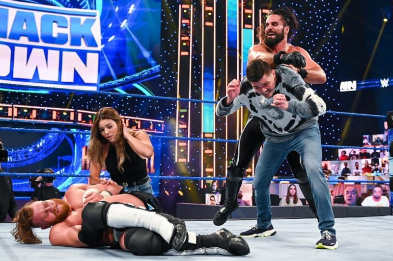 Seth Rollins: How WWE Is Filling Up The Messiah's Absence From Smackdown 121