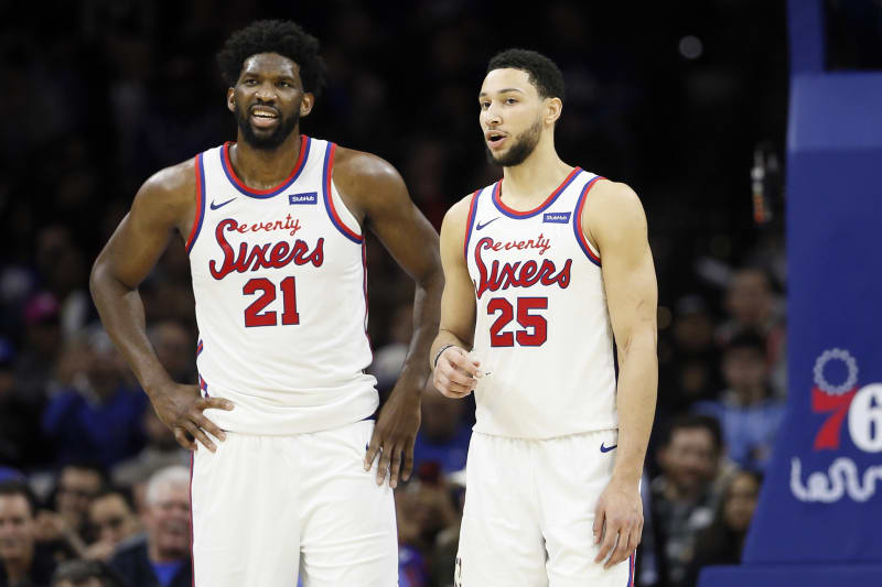 76ers Trades To Pursue After Missing Out On James Harden Bleacher Report Latest News Videos And Highlights