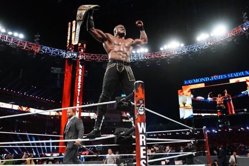 Drew McIntyre Speaks On Making Bobby Lashley At WWE Wrestlemania 37 92