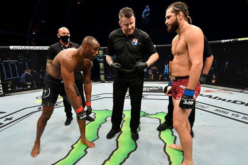 UFC 261: Previewing Kamaru Usman-Jorge Masvidal 2 and Other Matches on the Card | Bleacher Report | Latest News, Videos and Highlights