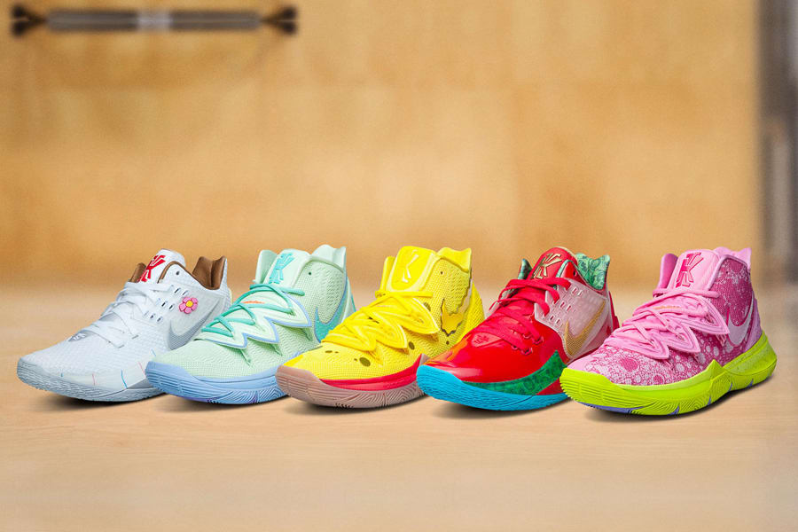 The Most Popular Basketball Shoes