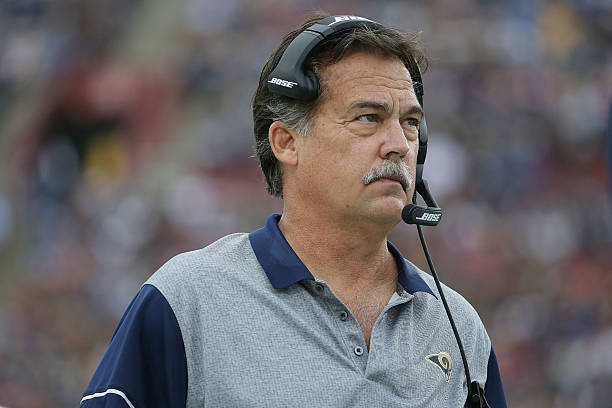 Jeff Fisher Says He'd Have Interest in Tennessee Football HC Job If Available