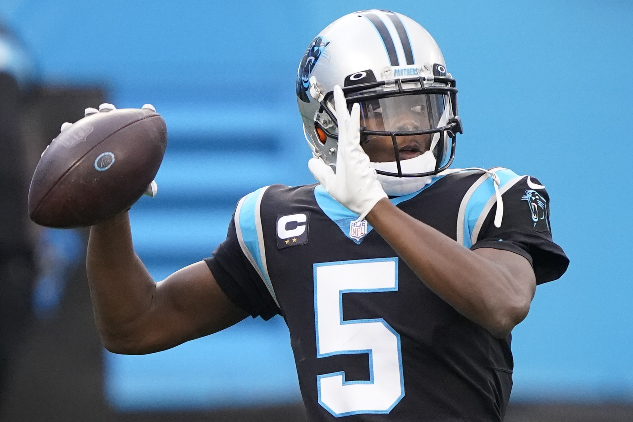 Teddy Bridgewater Trade Rumors:'Multiple Teams' Interested in Panthers QB thumbnail