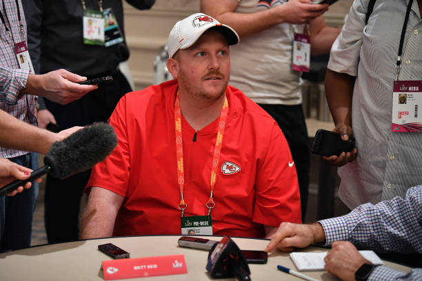 Andy Reid's Son Britt Charged with DWI in February Crash That Injured 5-Year-Old - Bleacher Report