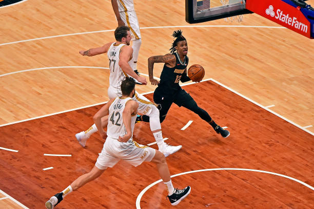 Luka Doncic's Buzzer-Beating 3-Pointer Gives Mavericks Win vs. Ja Morant, Grizzlies