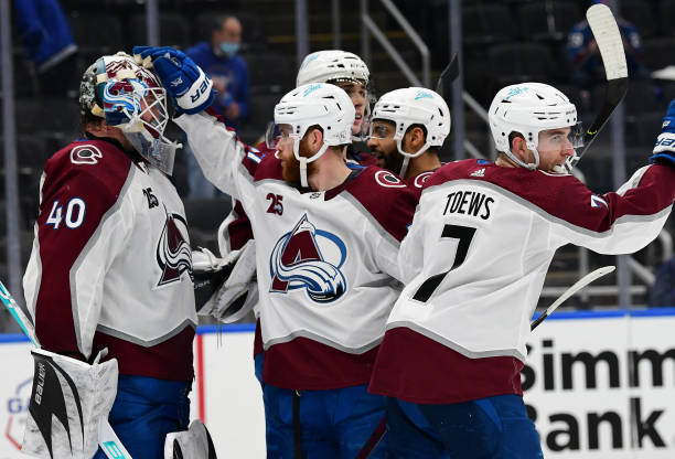 Avalanche Have 3 Games Postponed Due to NHL's COVID-19 Protocols thumbnail