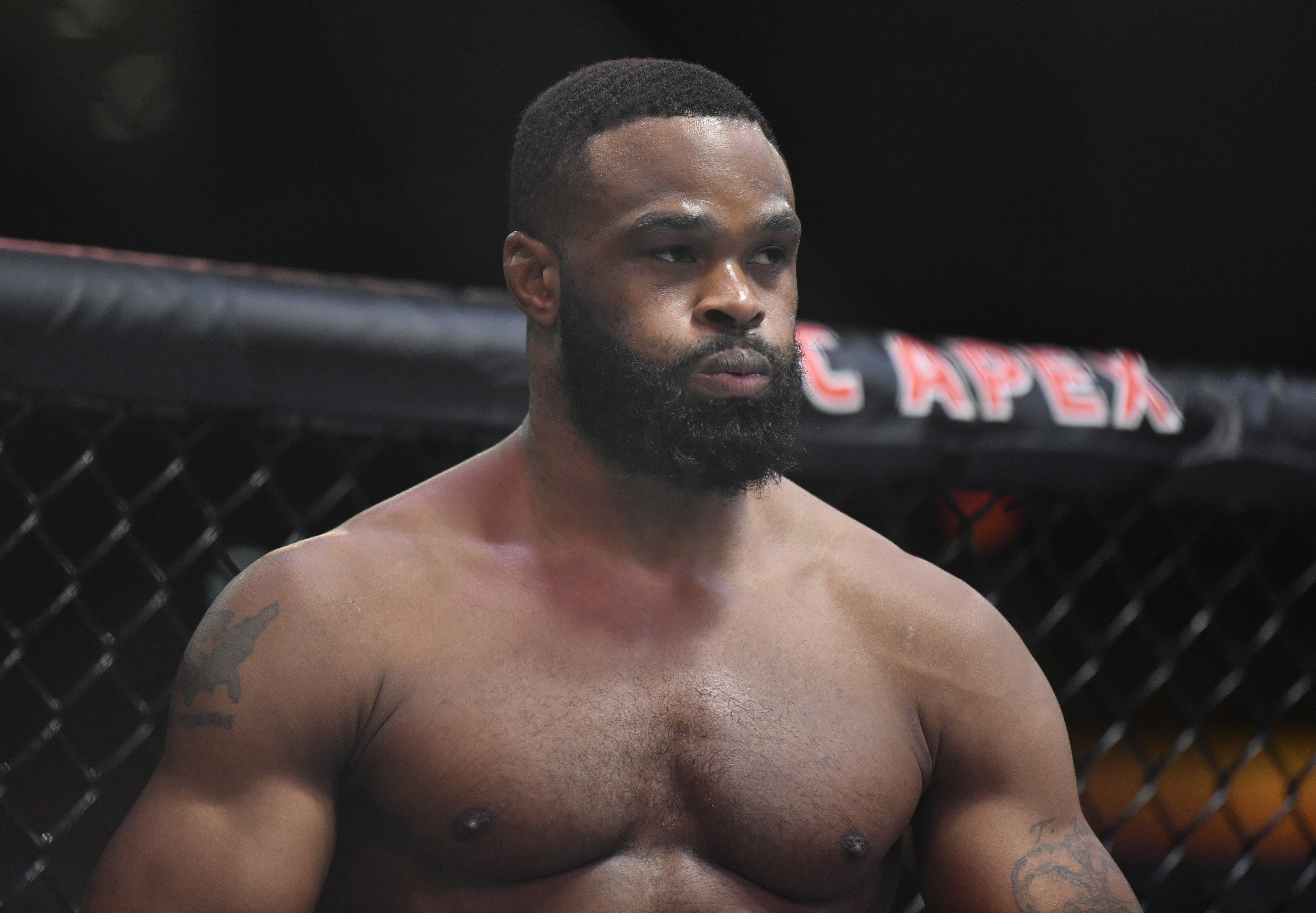 Tyron Woodley Says He'll Fight Jake Paul 'Tomorrow If I Want To'