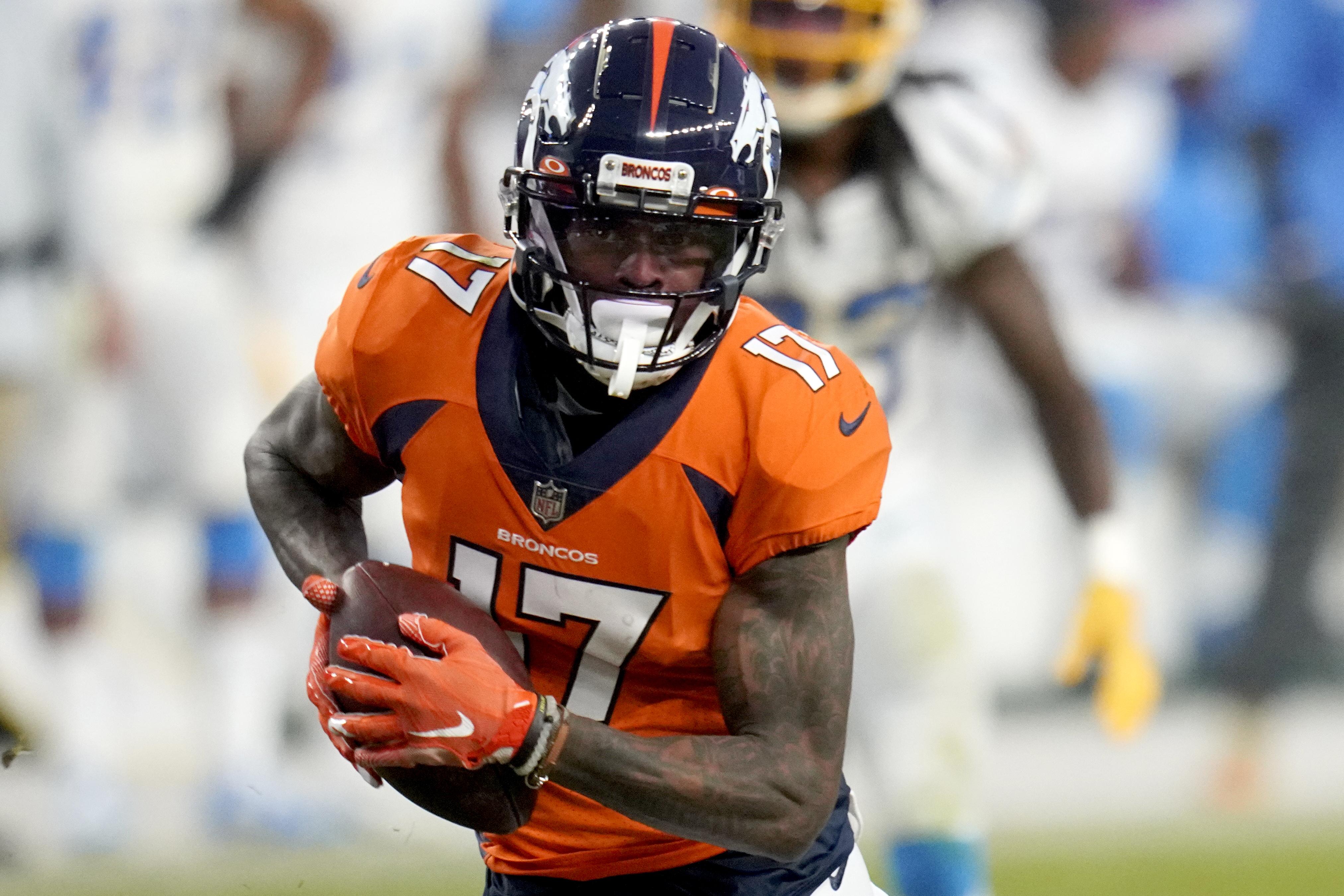 <p>Report: DaeSean Hamilton Suffers Torn ACL Injury amid Broncos Trade, Release Rumors thumbnail