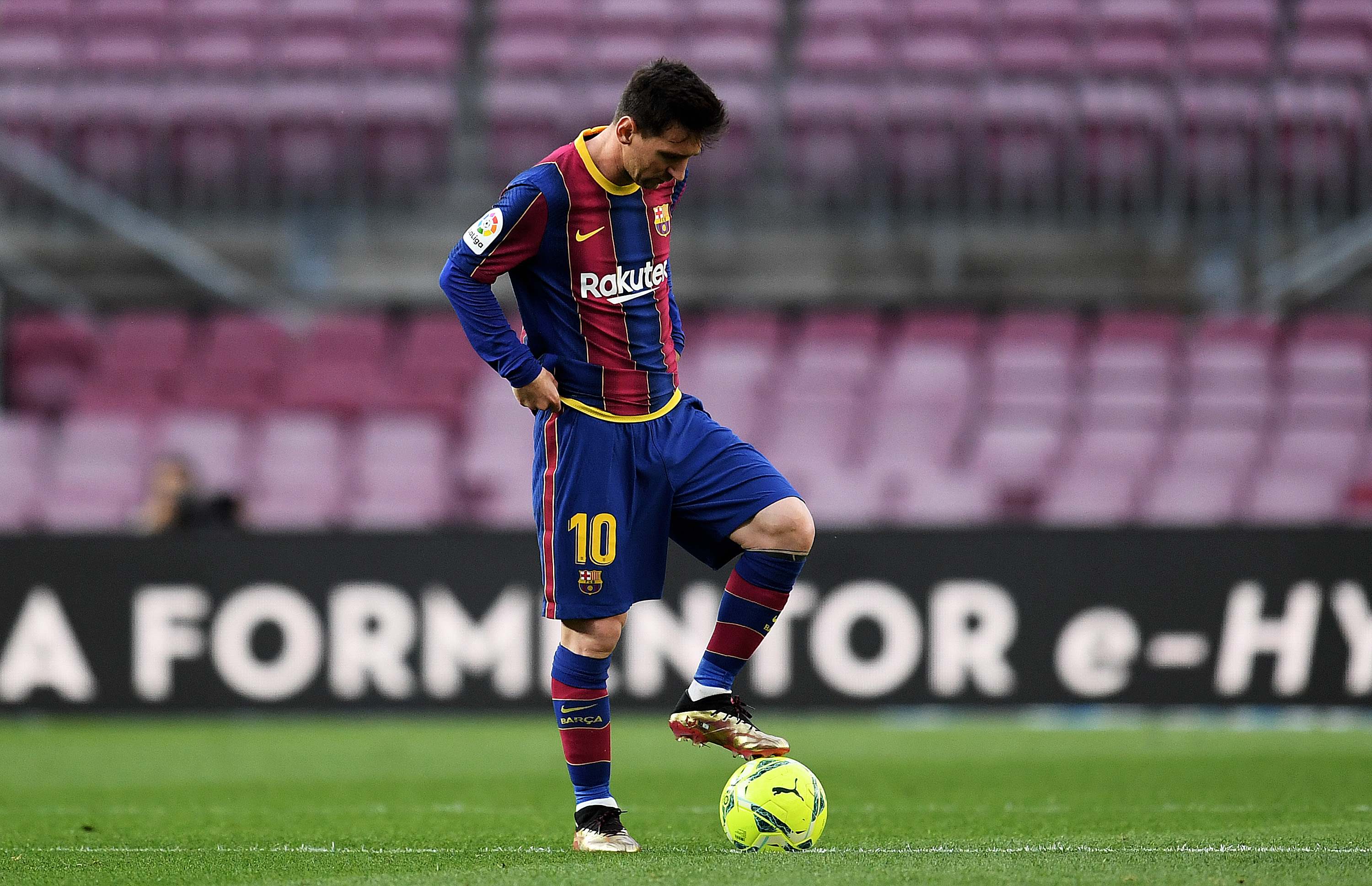 Lionel Messi Out for Barcelona Finale vs. Eibar to Rest Before Copa America