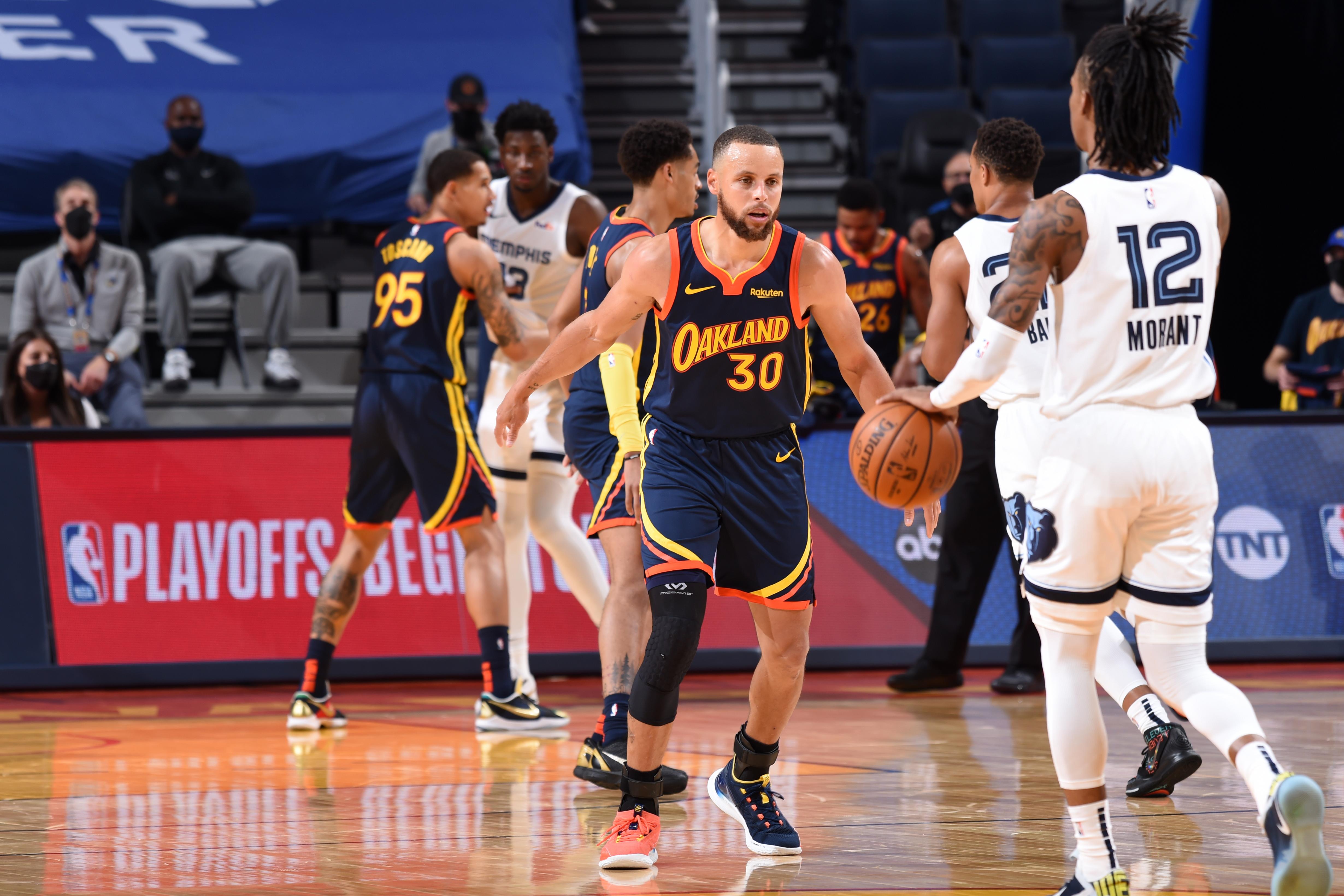 NBA Playoff Picture 2021: Final West Bracket After Grizzlies Beat Warriors thumbnail