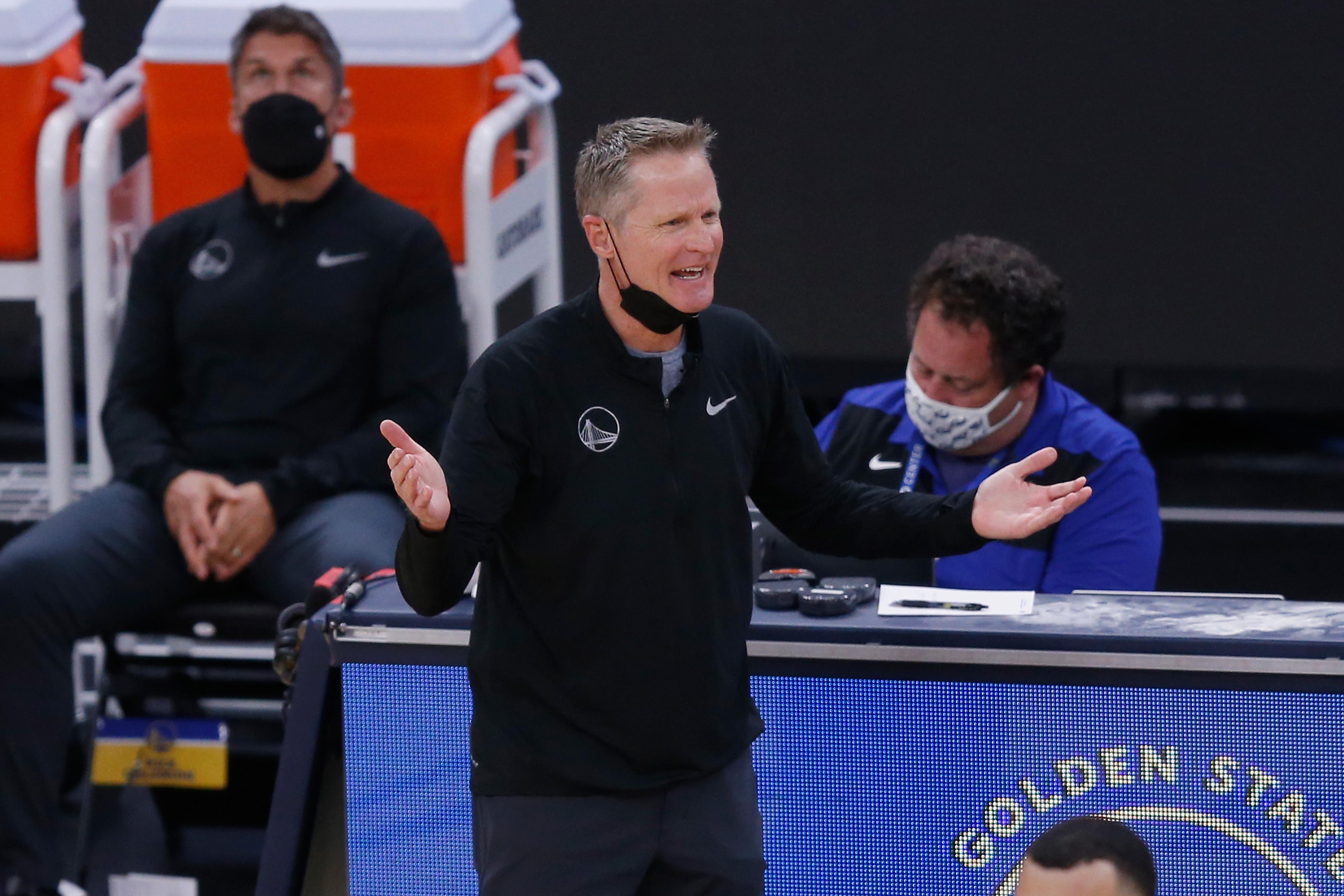 Steve Kerr: Warriors' Season 'Was Absolutely a Success' Despite Loss to Grizzlies thumbnail