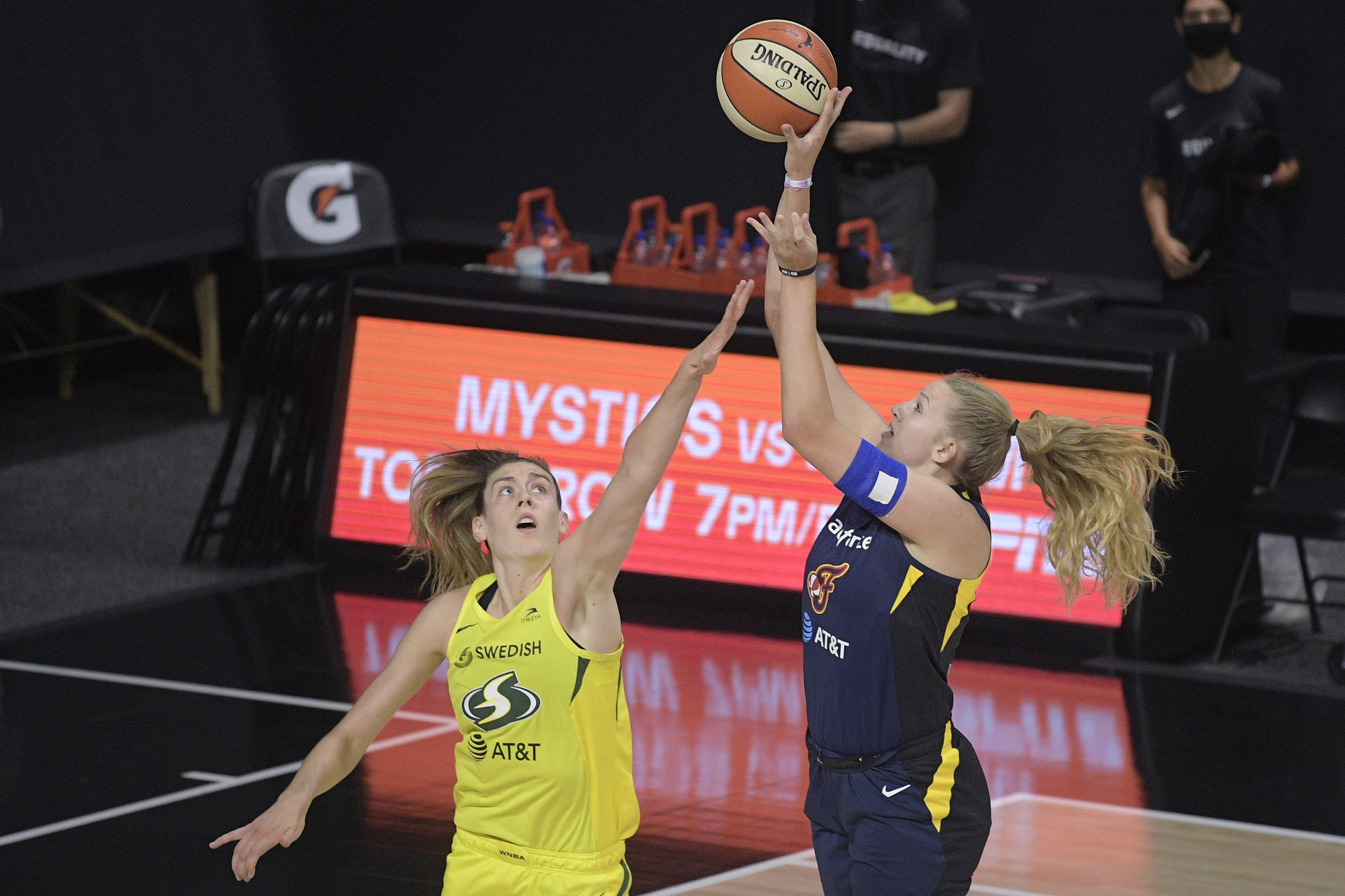 Lauren Cox Waived by Fever; Was No. 3 Overall Pick in 2020 WNBA Draft