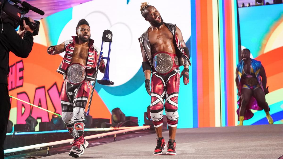 The New Day Named Greatest Tag Team in WWE History; The Hardy Boyz Ranked No. 2