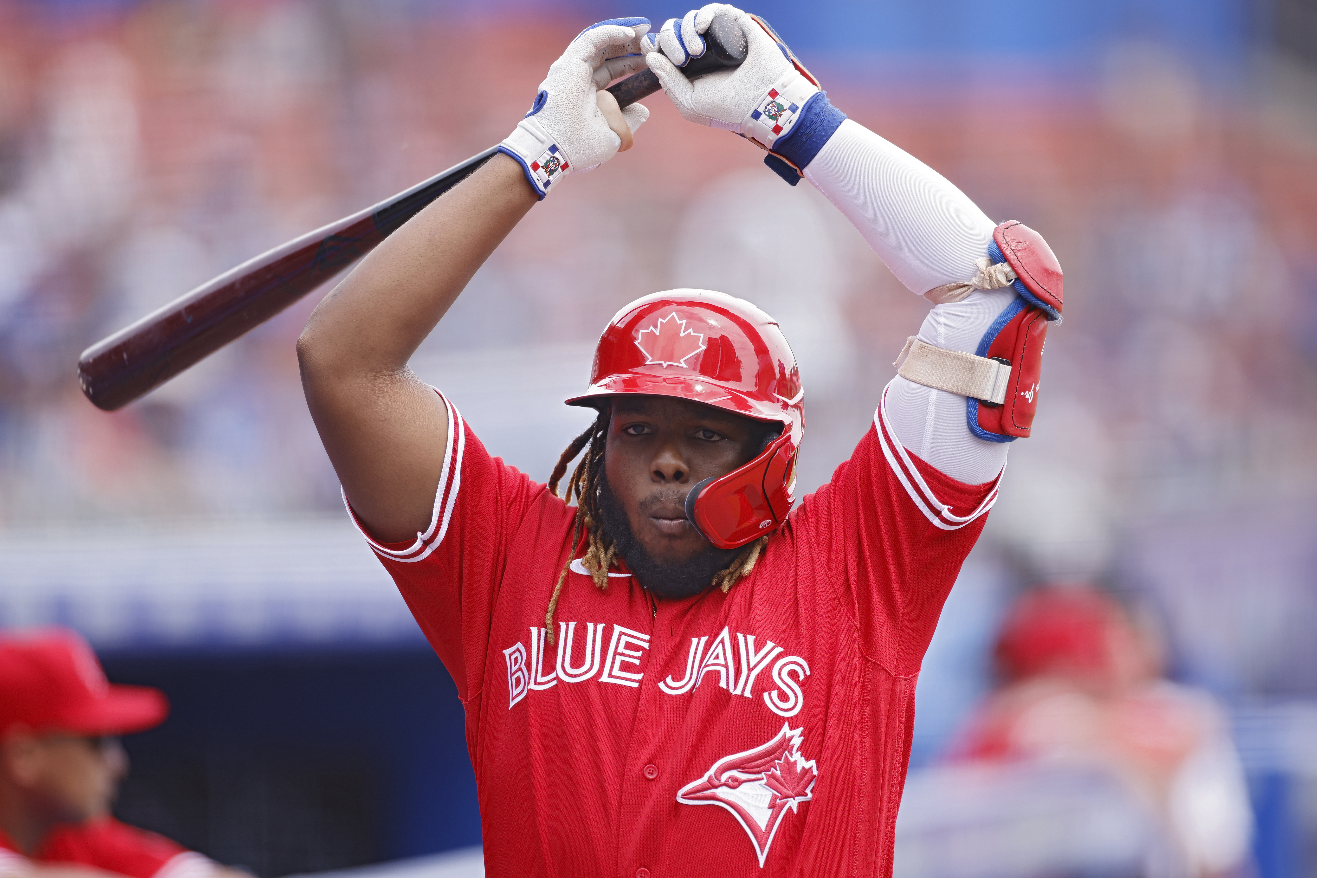 Vladimir Guerrero 'A Proud Dad' After Son Vlad Jr. Leads MLB in 2021 All-Star Voting