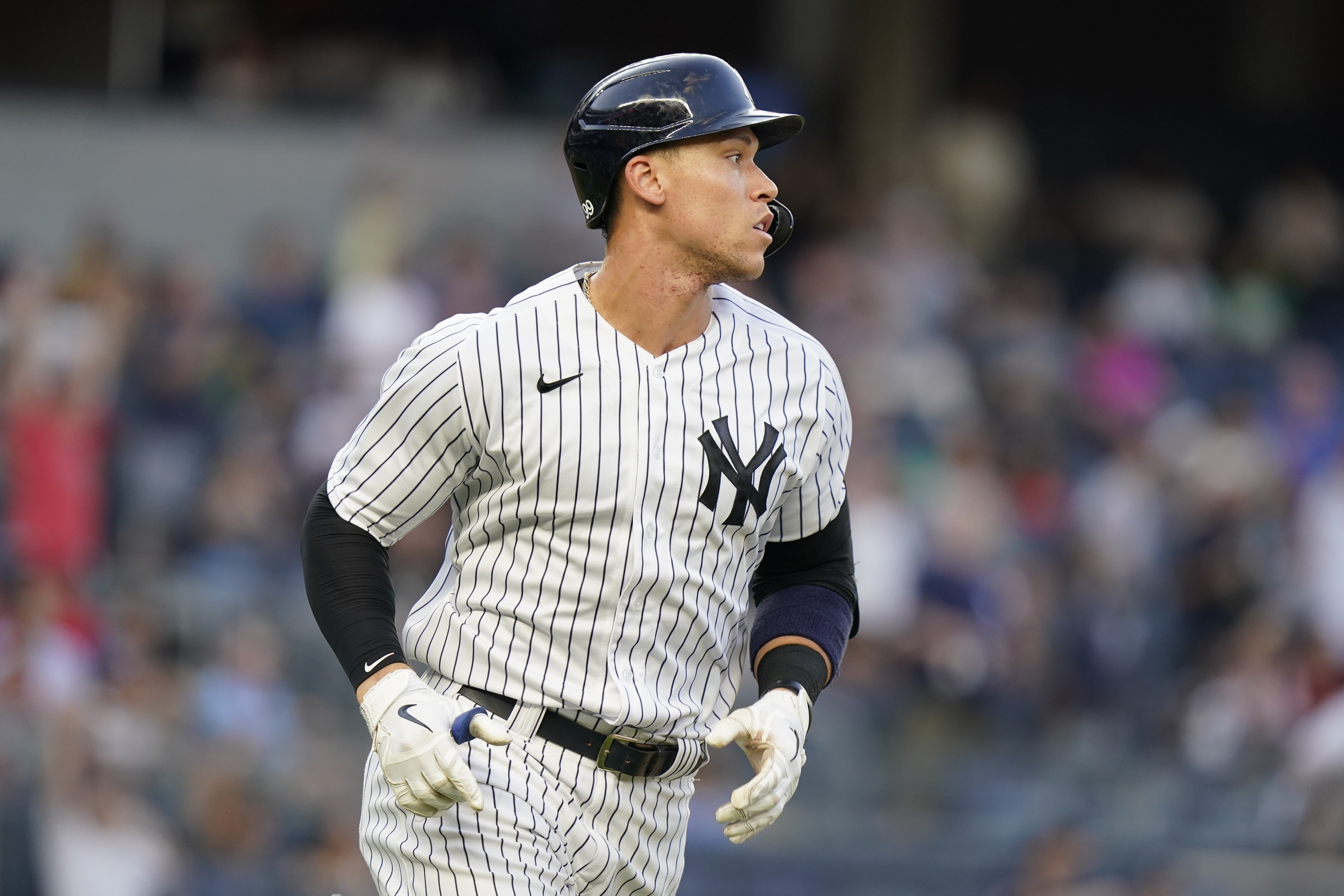 Yankees' Aaron Judge Says He Called Players-Only Meeting to Address Issues Amid Slump