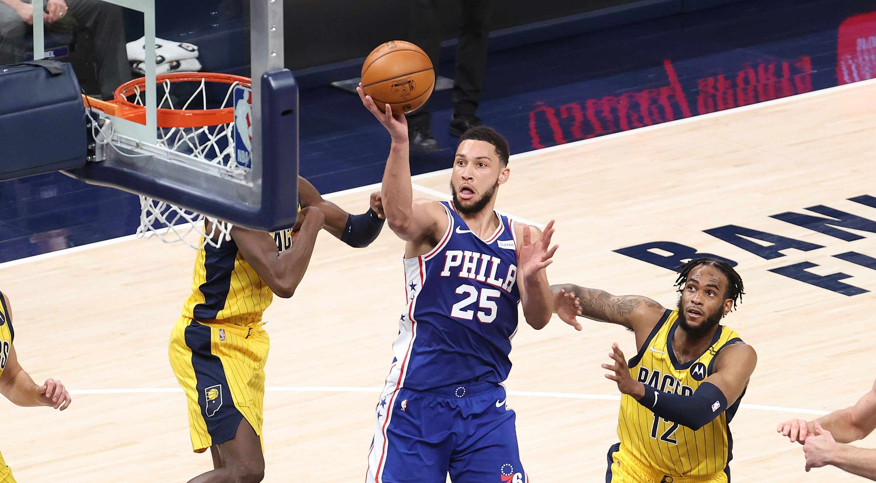 76ers Trade Rumors: Ben Simmons Move Not Being Discussed with Pacers Despite Buzz