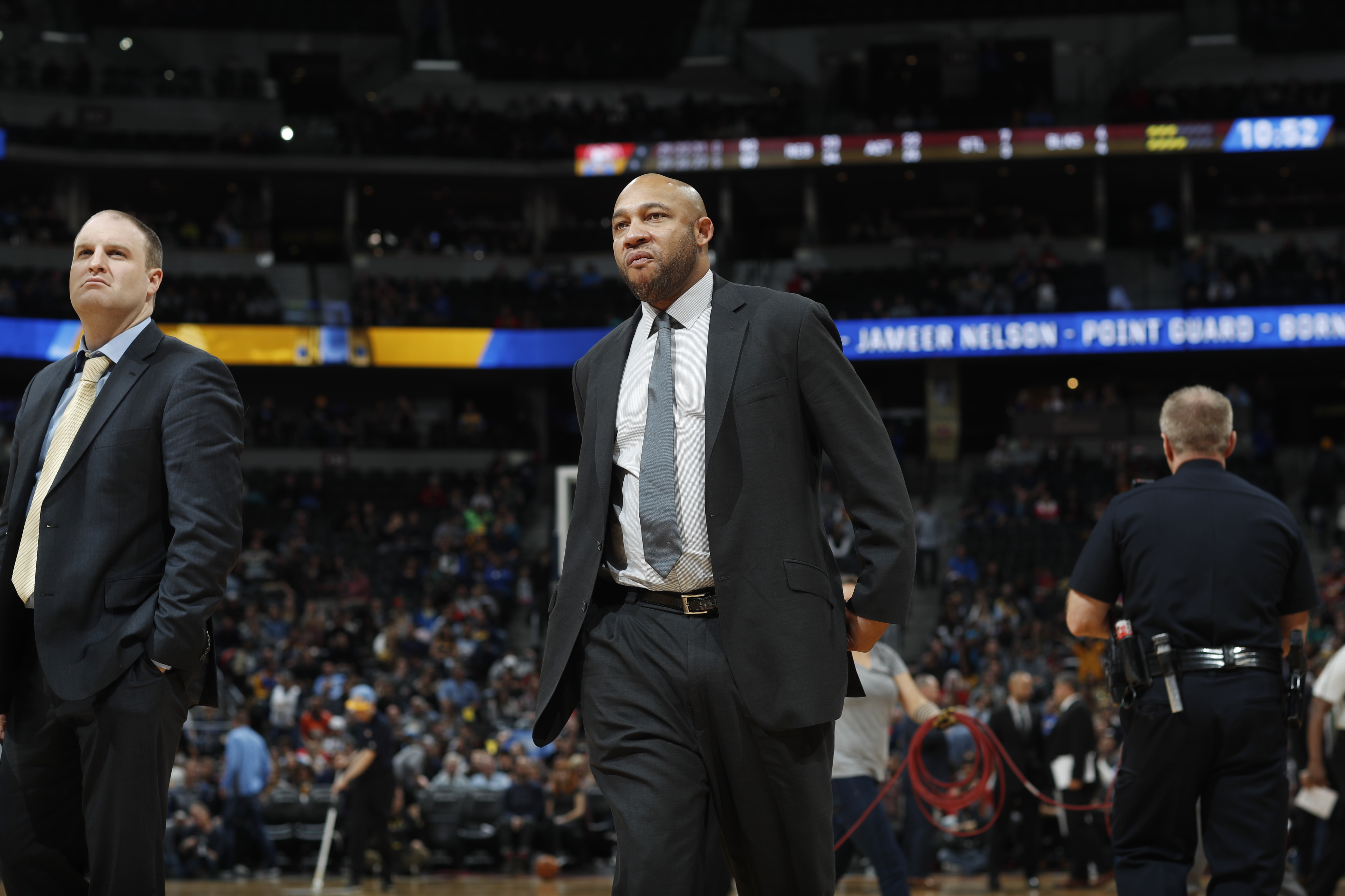 Wizards Rumors: Wes Unseld Jr., Darvin Ham, Jamahl Mosley Among Finalists for HC Job