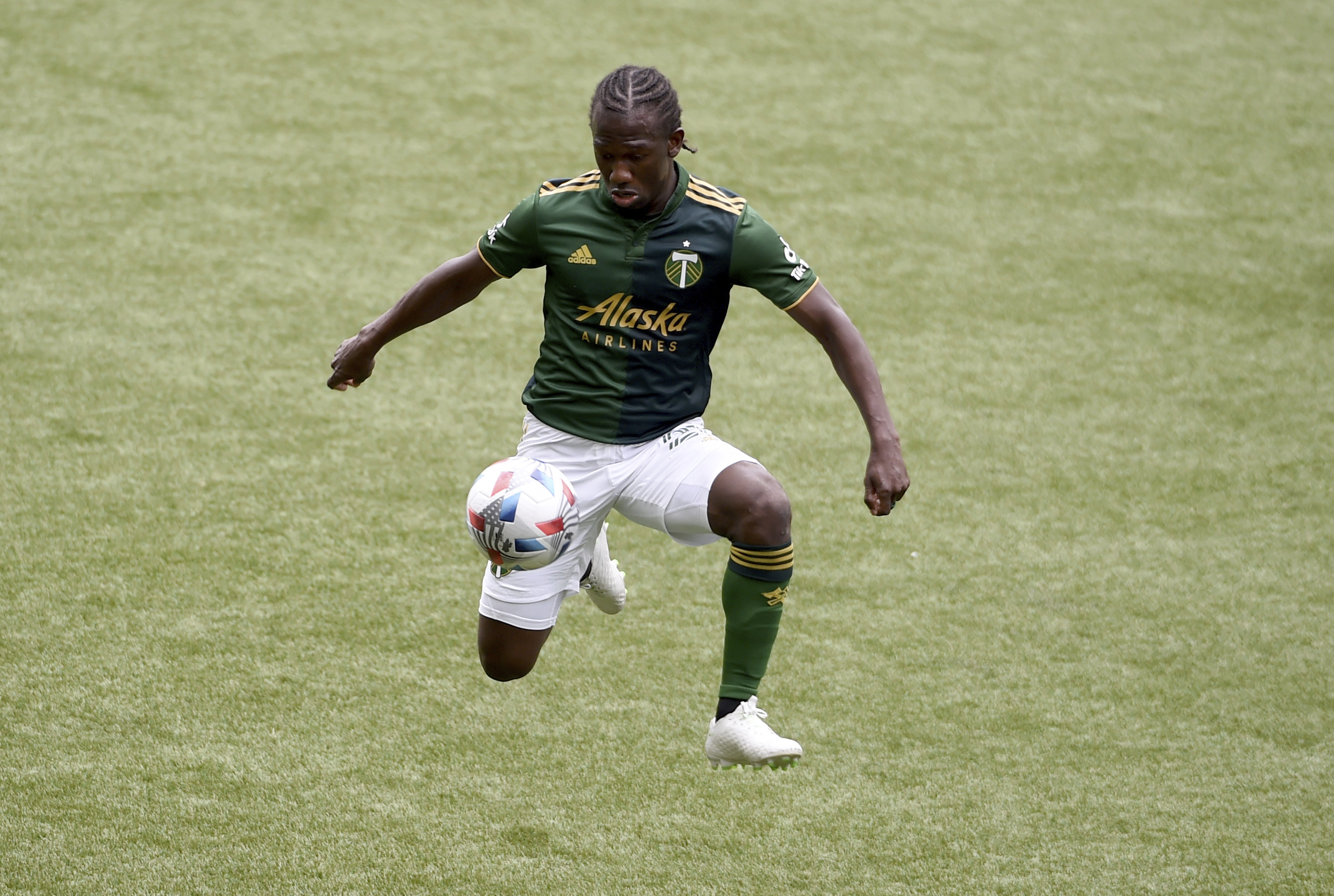 MLS Unable to Confirm Allegation of Racist Slur Directed at Timbers' Diego Chara