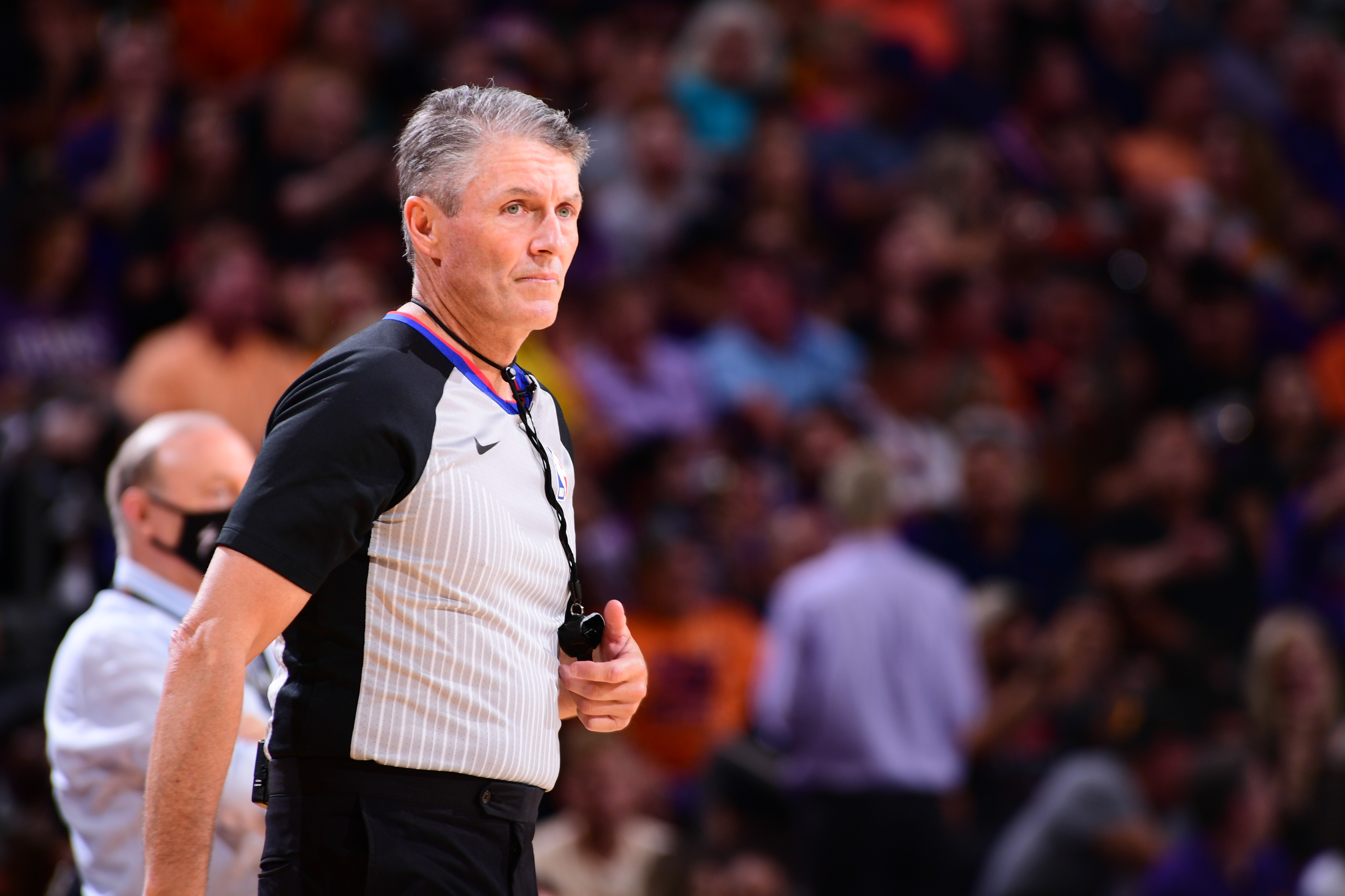 2021 NBA Finals: League Announces Referees for Bucks vs. Suns Matchup