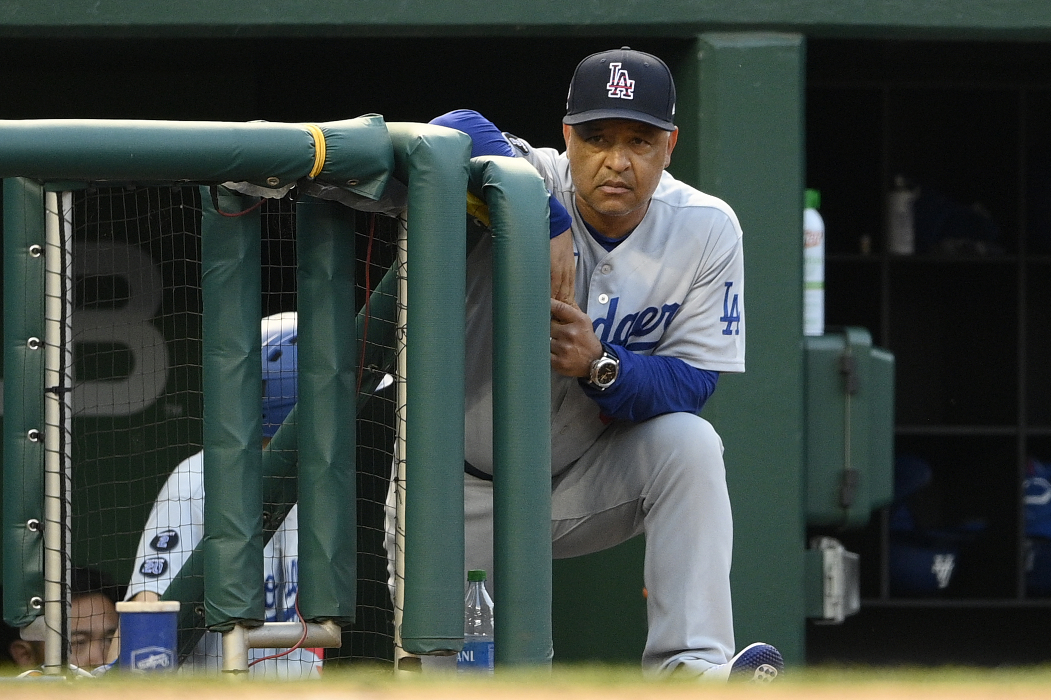 Dave Roberts on If Trevor Bauer Will Pitch This Week: 'I Don't See It Happening'