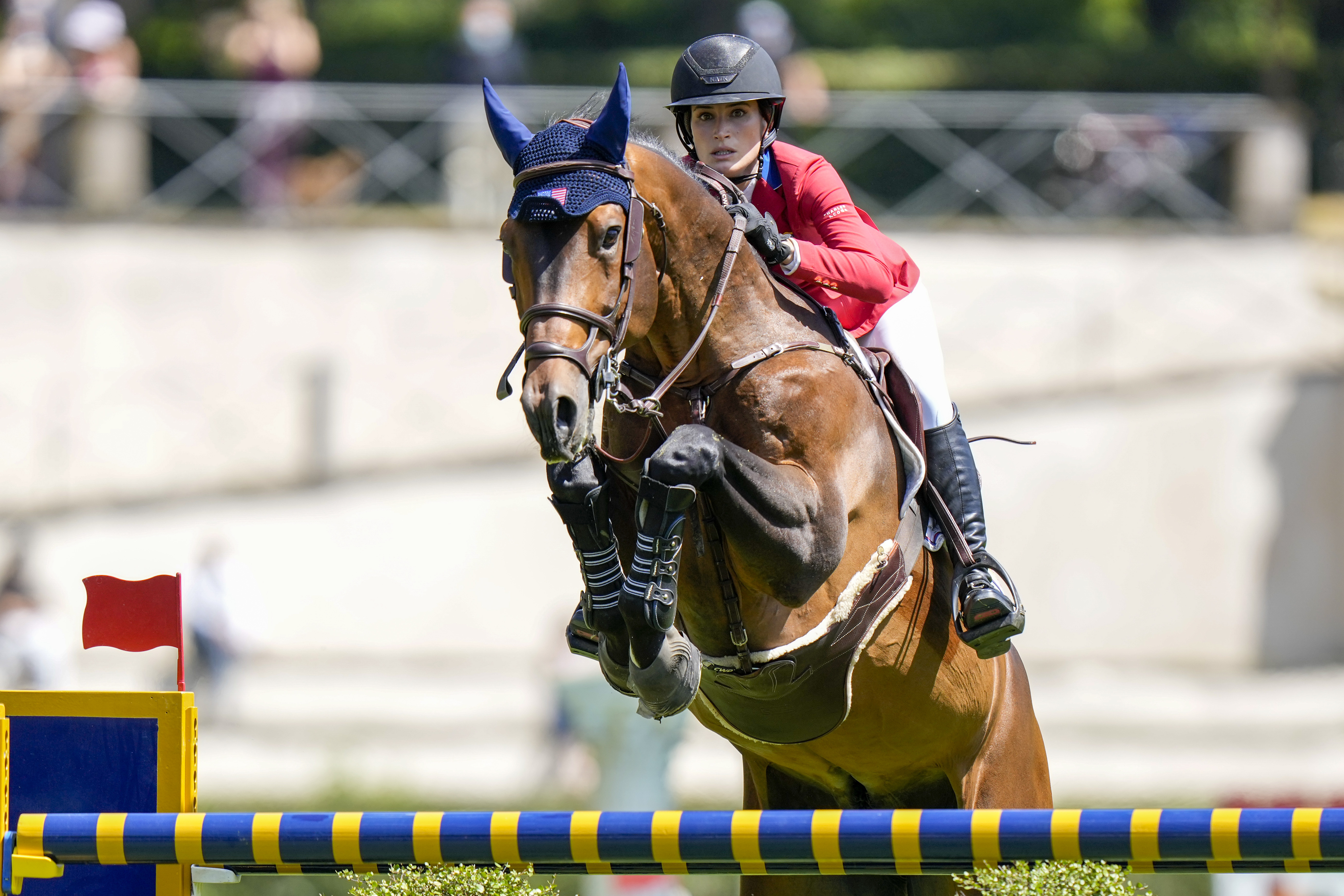Jessica Springsteen, Bruce's Daughter, Makes U.S. Equestrian Team for 2021 Olympics