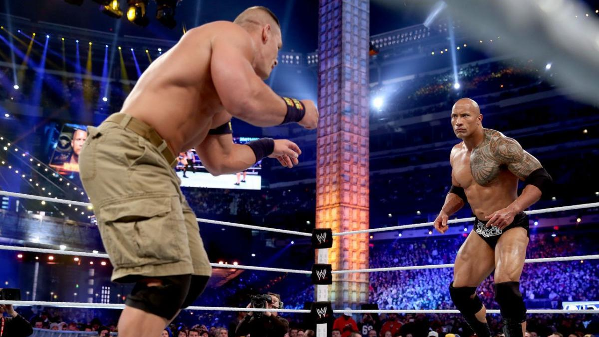 John Cena on The Rock's Future: 'As a Fan of WWE, I Really Hope He Returns'