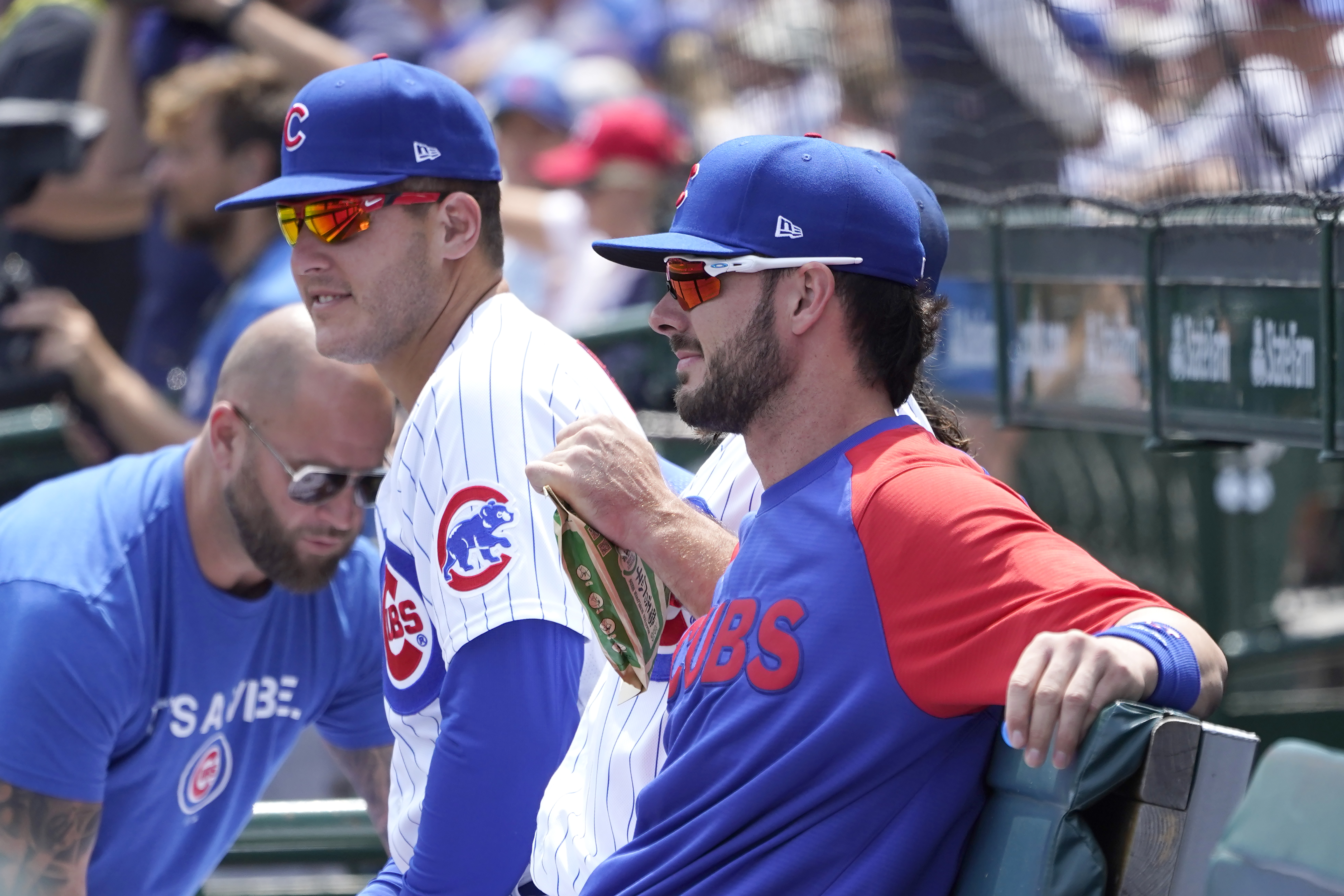 Cubs' Updated Lineup, Payroll After Kris Bryant, Anthony Rizzo, Javier Baez Trades