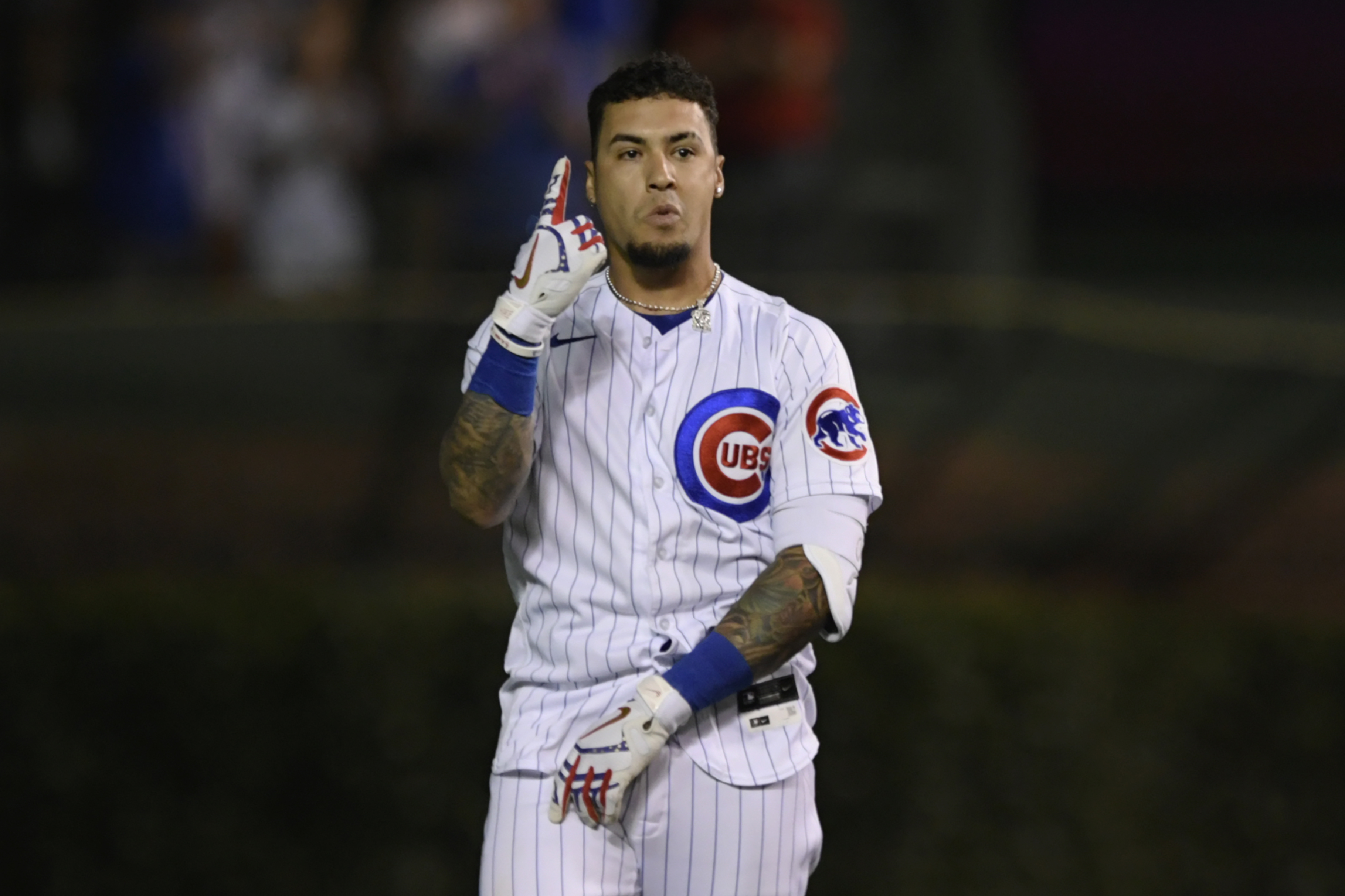 Javier Baez Would 'Love' to Sign Contract with Cubs as Free Agent After Trade to Mets