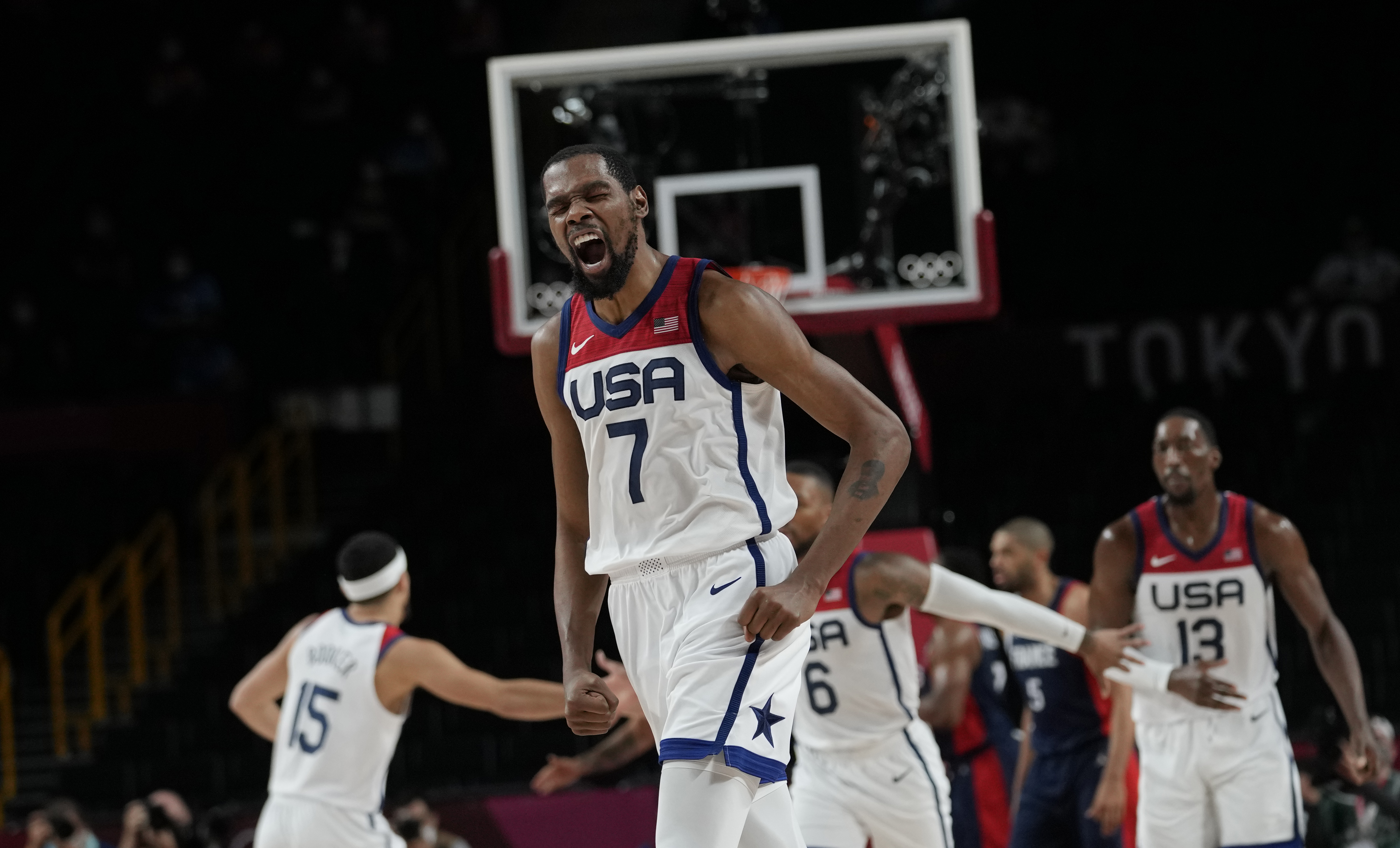 Olympic Basketball 2021: Team USA Beats France to Win Men's Gold Medal thumbnail