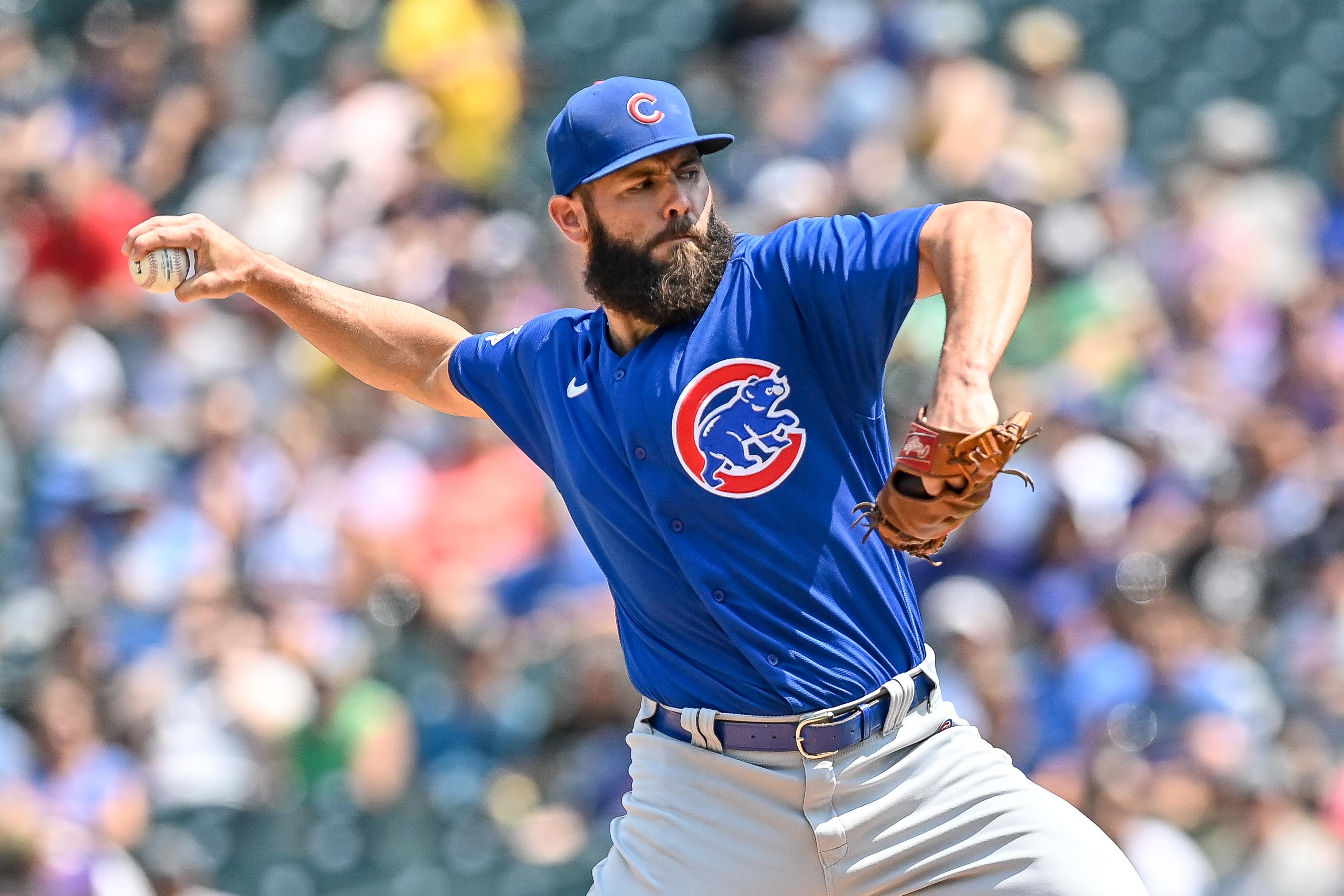 Jake Arrieta Unconditionally Released By Cubs amid Season-Long Struggles