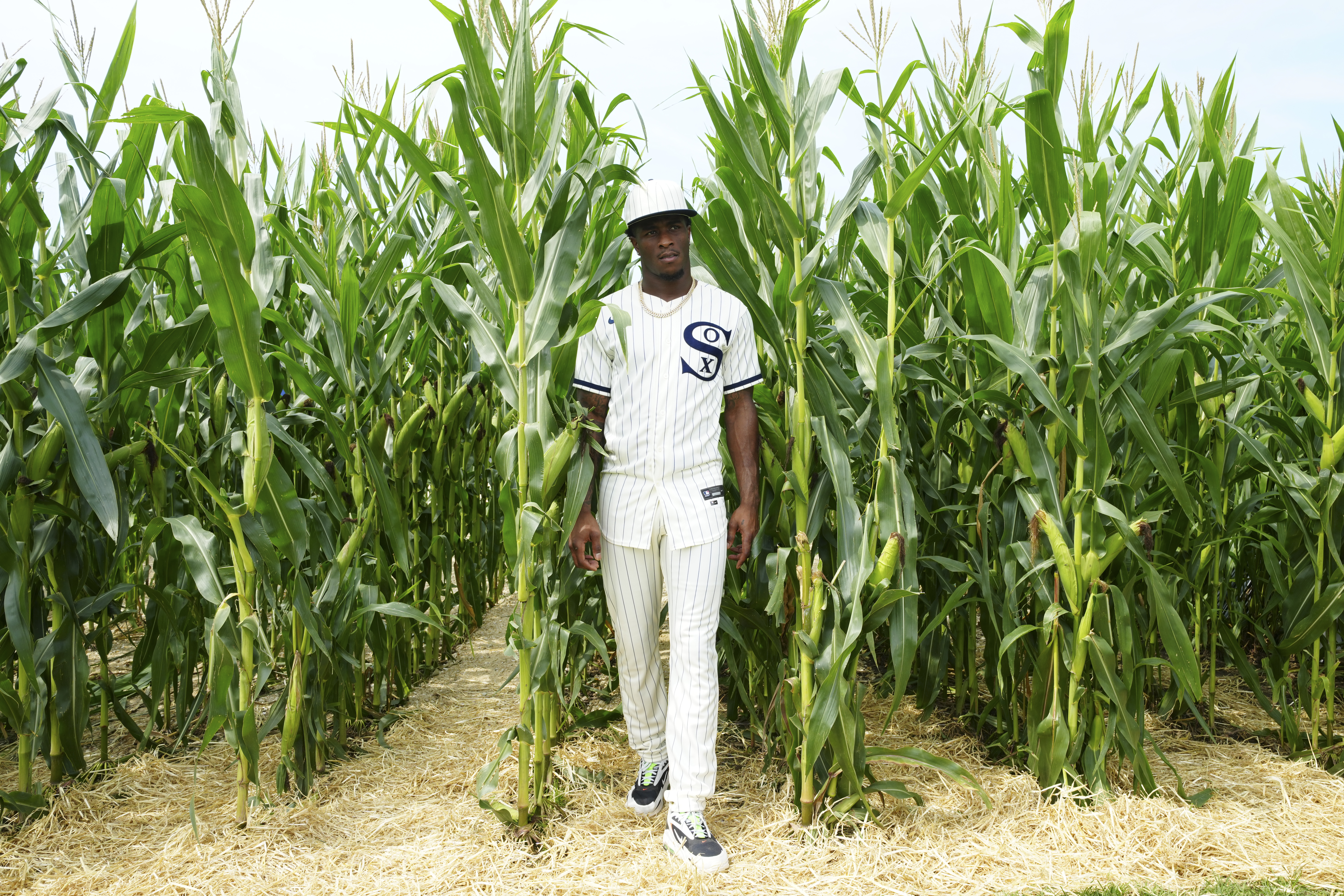 Video: Yankees, White Sox Appear in MLB's Inaugural 'Field of Dreams' Game in Iowa