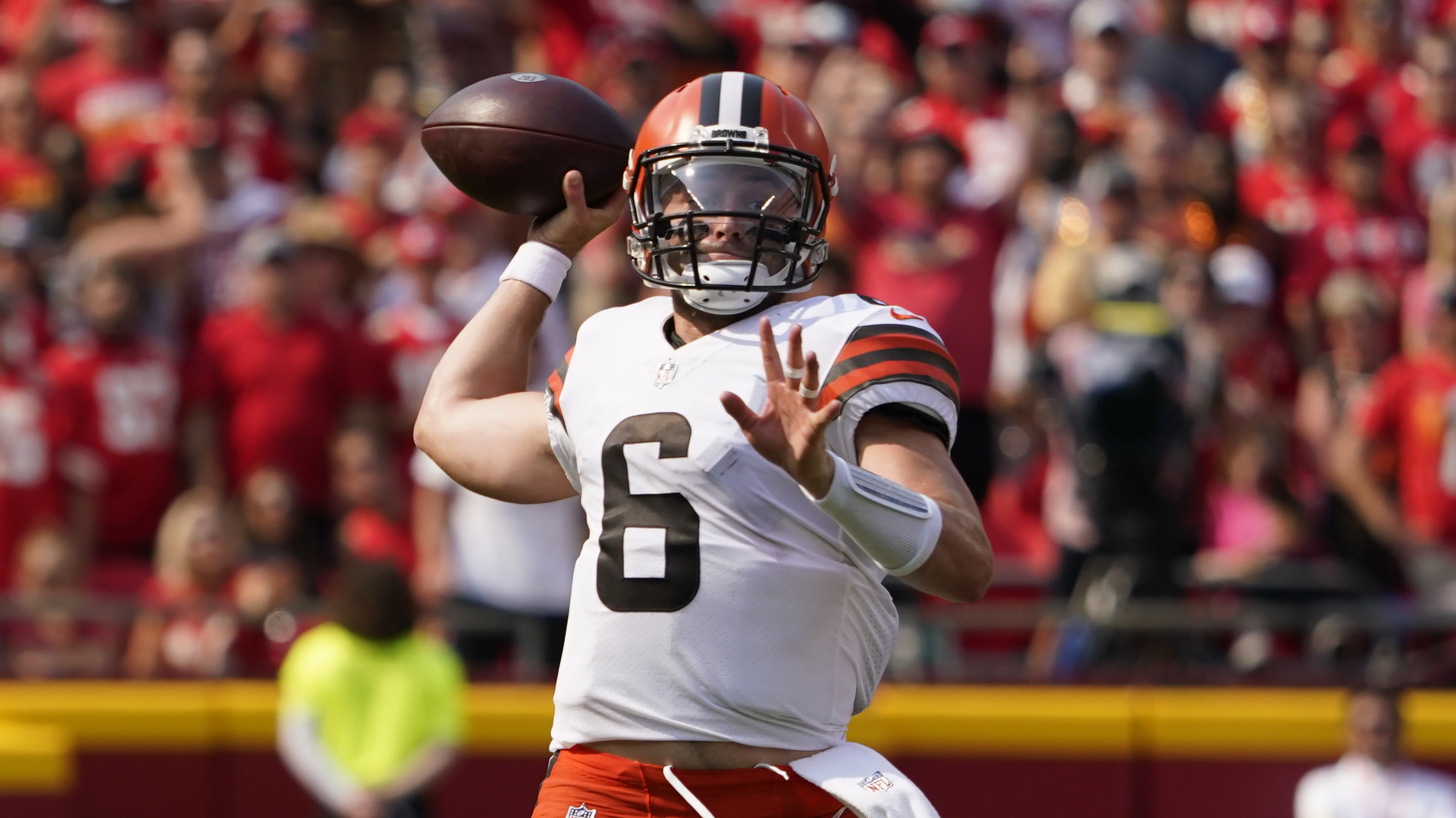 Browns Rumors: Baker Mayfield Hasn't Received Contract Offer; Relationship  Positive | Bleacher Report | Latest News, Videos and Highlights