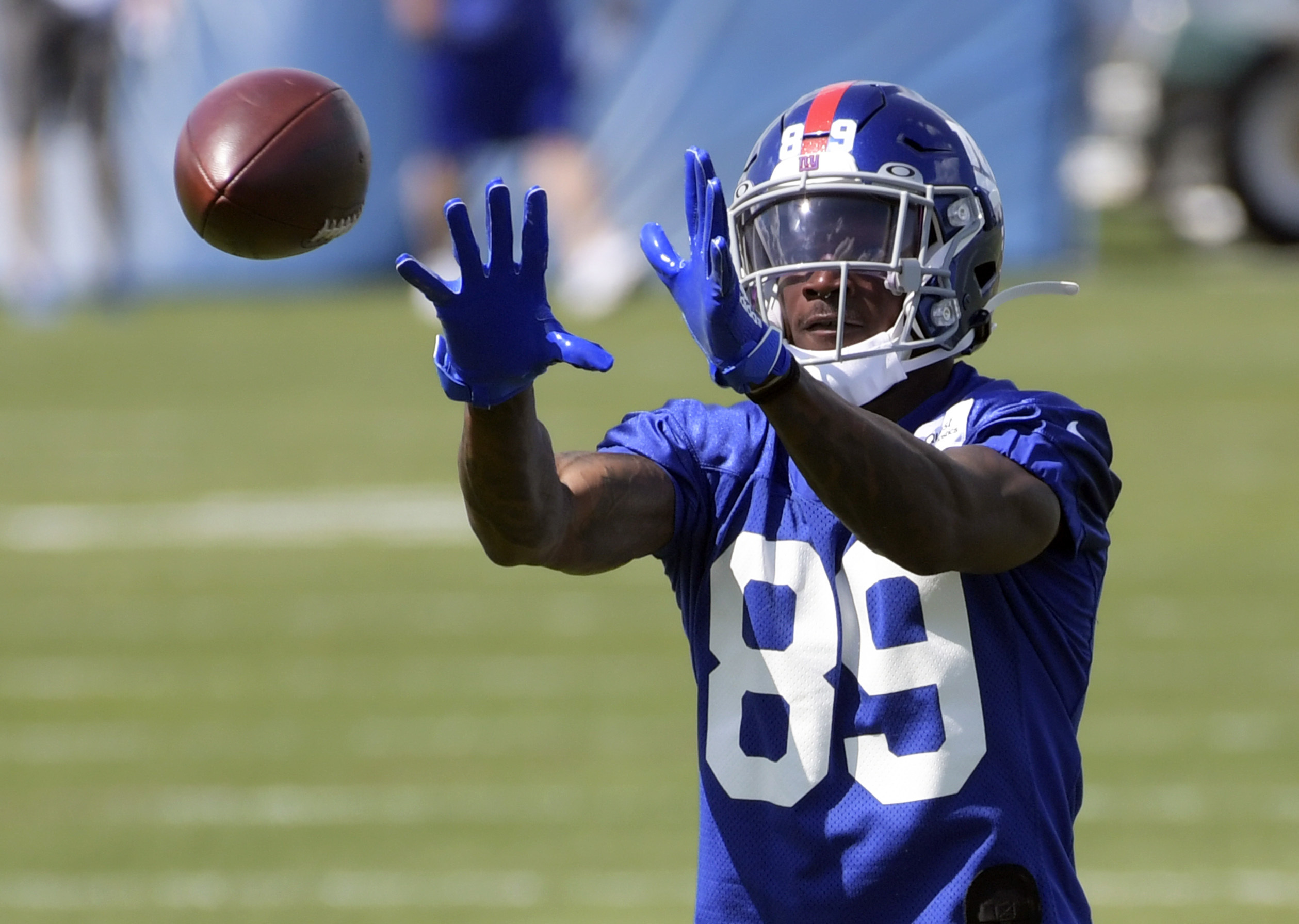 Kadarius Toney Frustrated By Role With Giants: 'S--t Just Be Lame to Me'