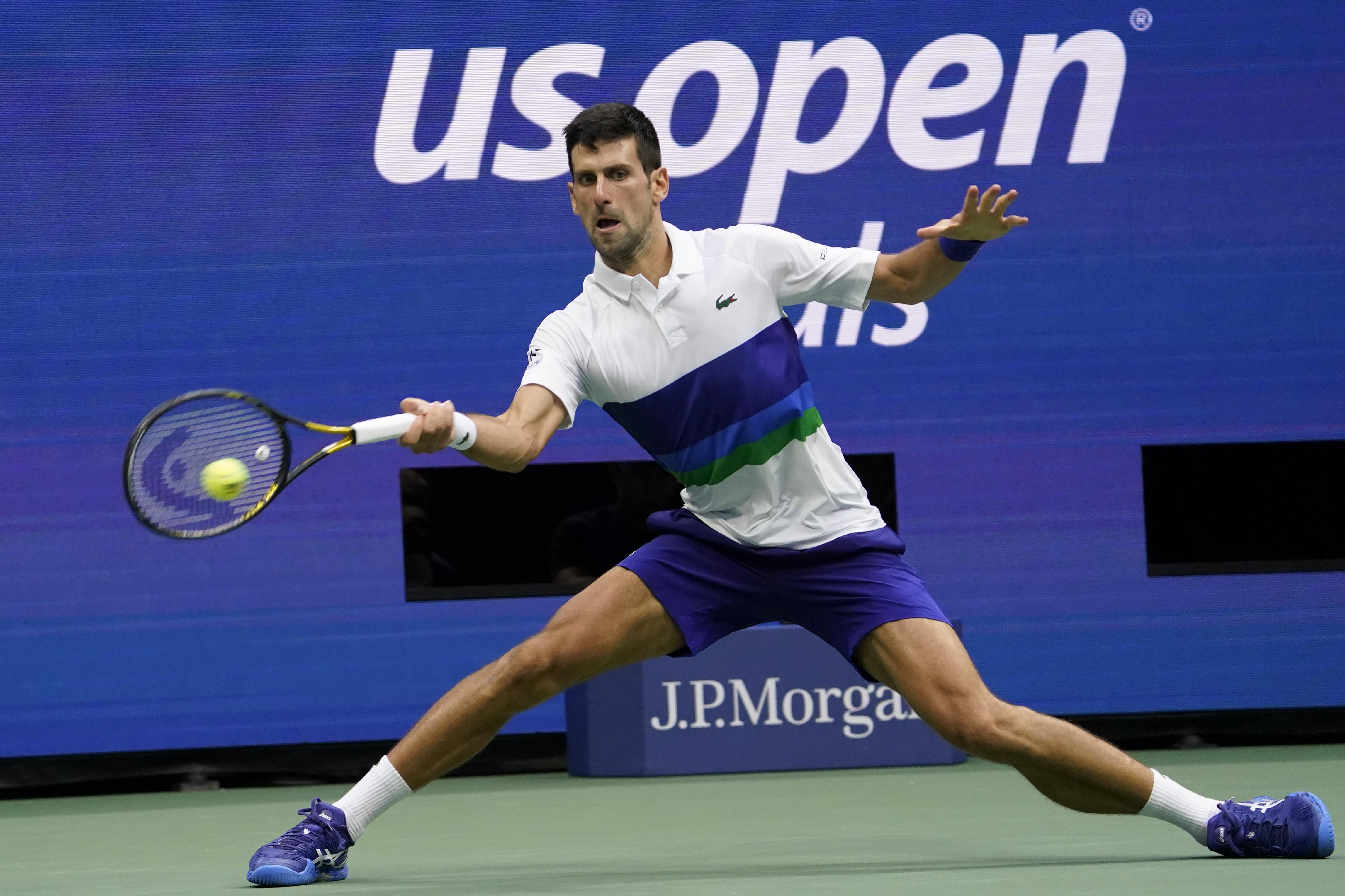 World No. 1 Novak Djokovic Withdraws from 2021 BNP Paribas Open   Bleacher  Report   Latest News, Videos and Highlights