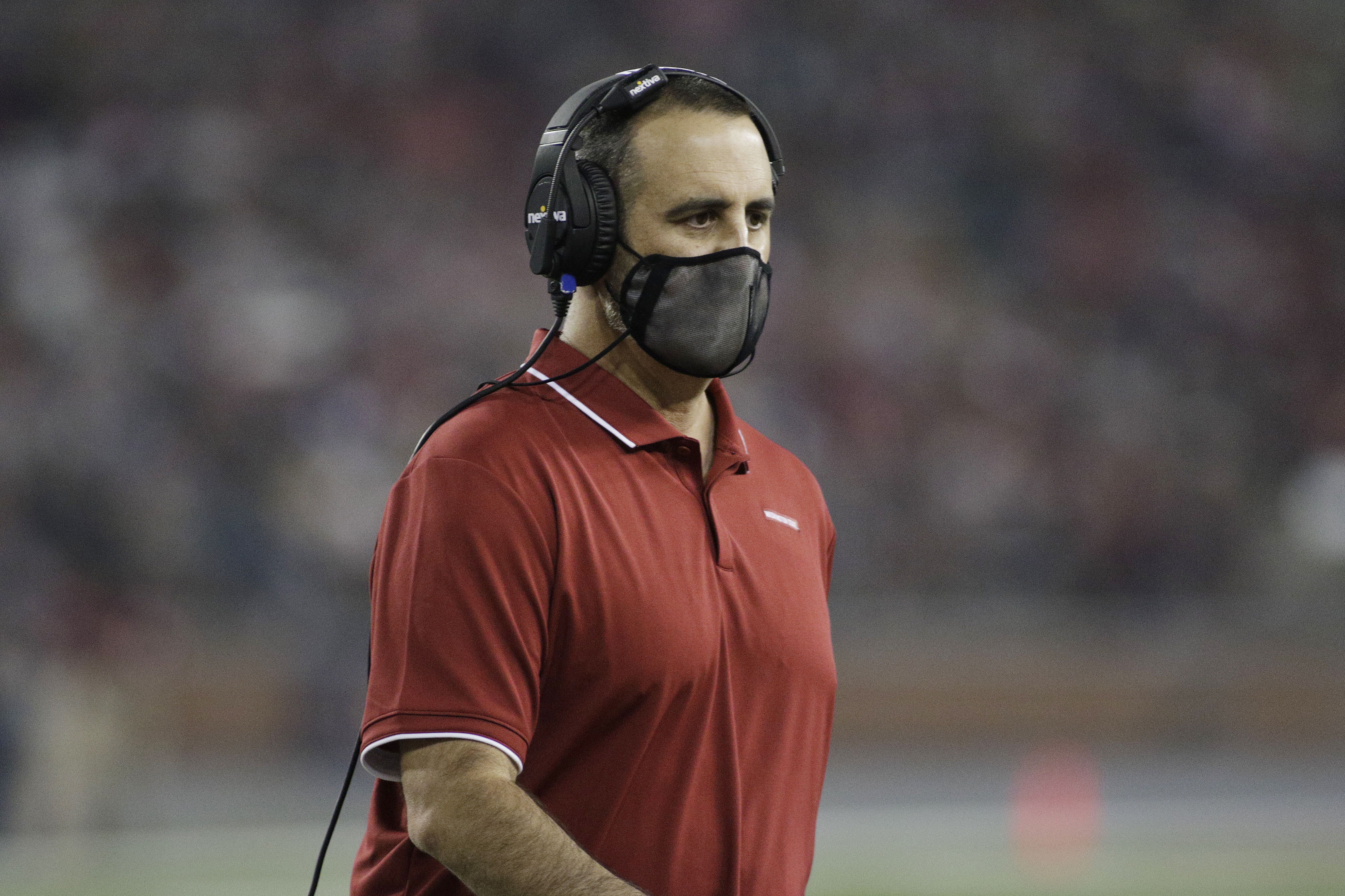 Washington State's Nick Rolovich Applied for COVID-19 Vaccine Religious Exemption thumbnail