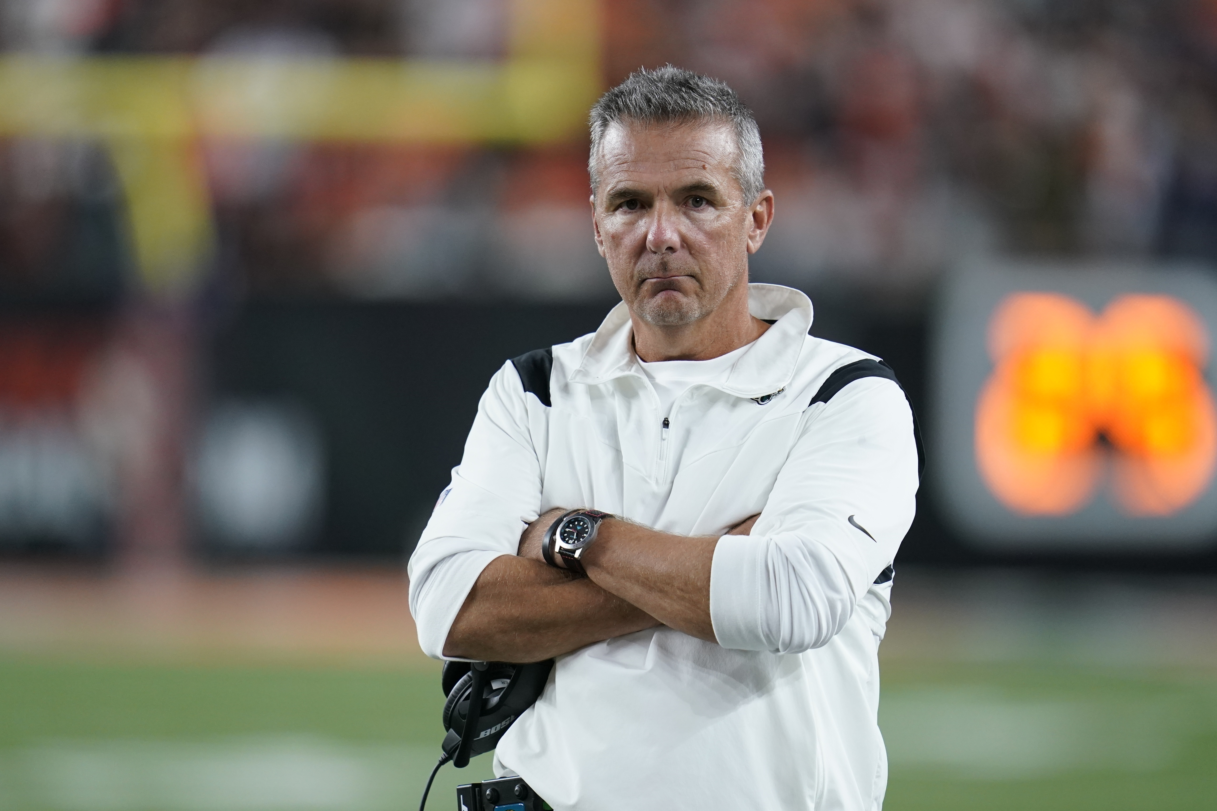 Urban Meyer Rumors: Jaguars Insiders Think Execs Will Have 'No Choice however to' Fire HC thumbnail