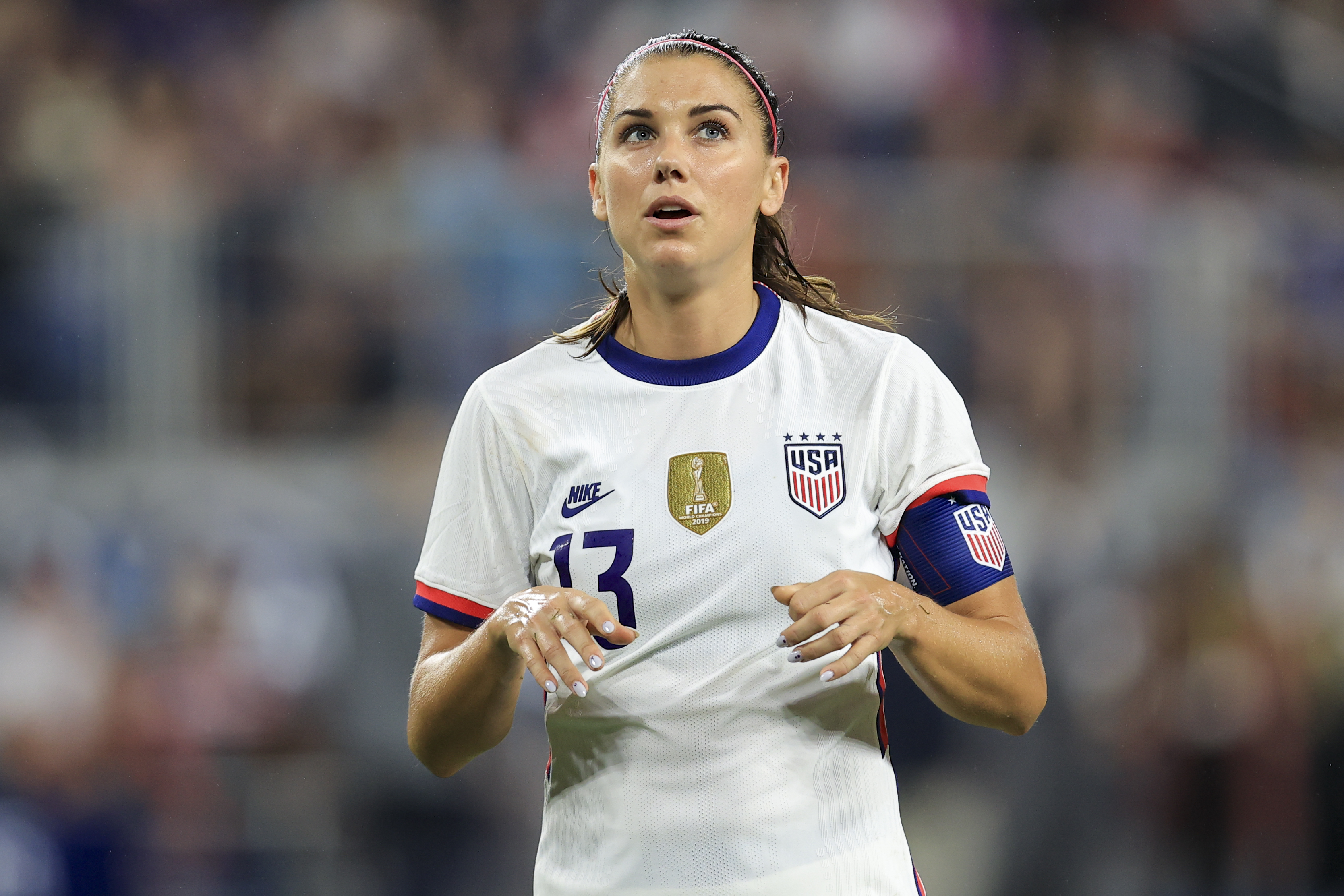 Alex Morgan Discusses NWSL, Clubs' Systemic Failures to Set Up Players for Success thumbnail