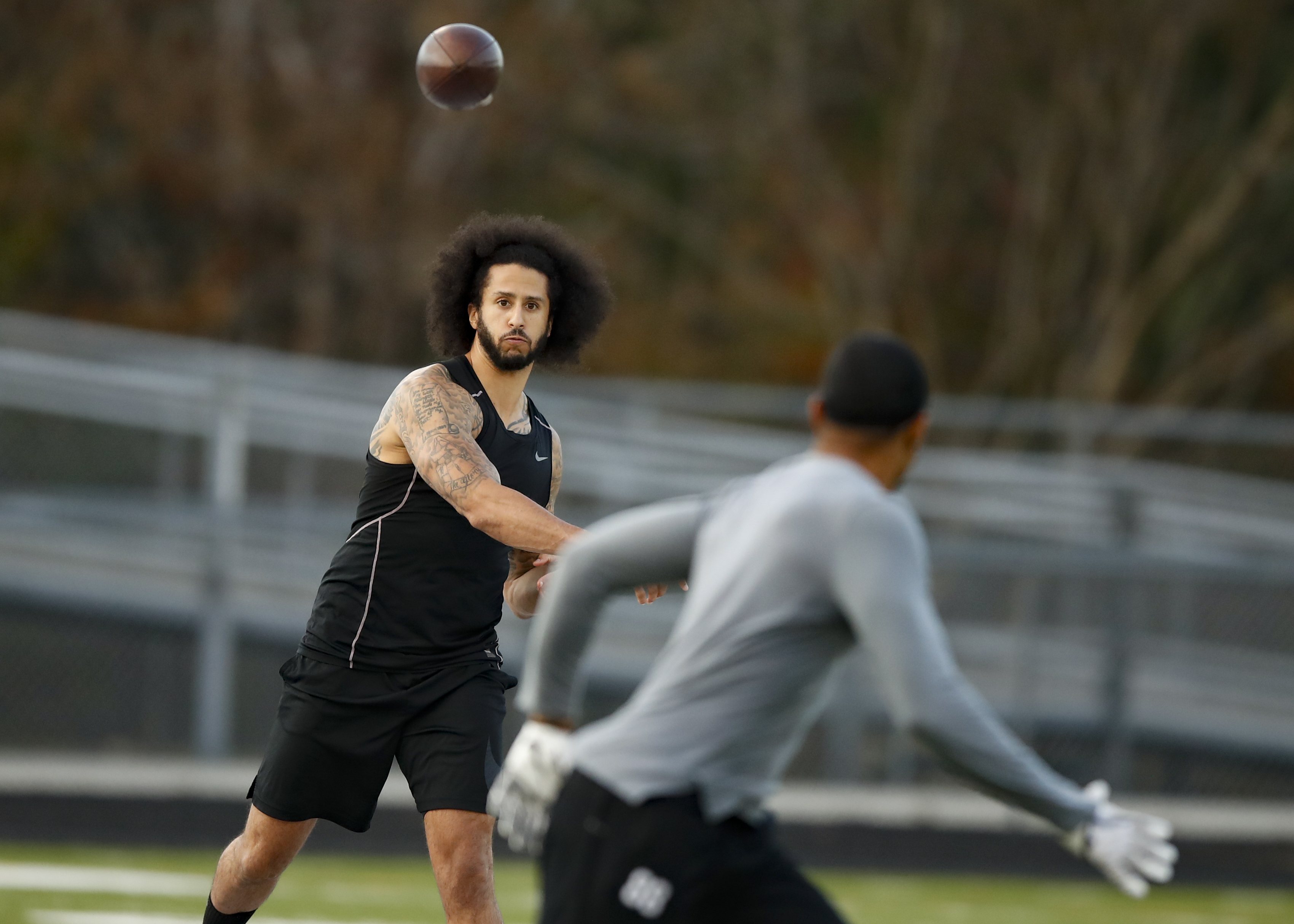 Colin Kaepernick's 'Colin in Black and White' Netflix Trailer, Release Date Revealed