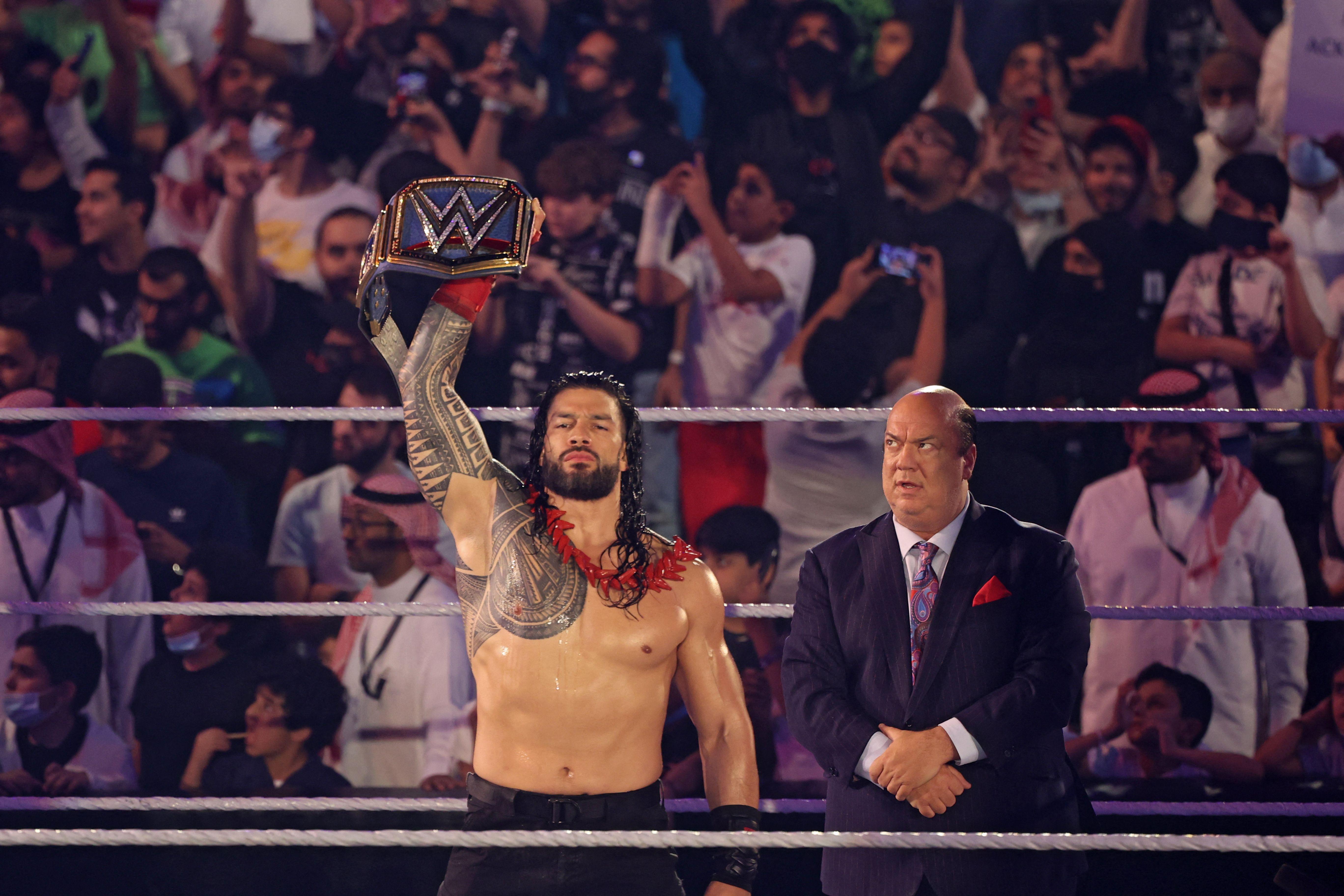 WWE Rumors on Roman Reigns, Bryan Danielson, Charlotte, Bray Wyatt, Braun Strowman thumbnail