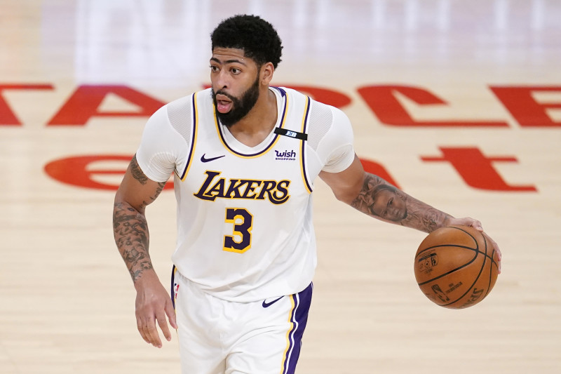 DeMarcus Cousins Jokingly Tried to Remove Lakers' Anthony Davis' Unibrow at  Kentucky | Bleacher Report | Latest News, Videos and Highlights